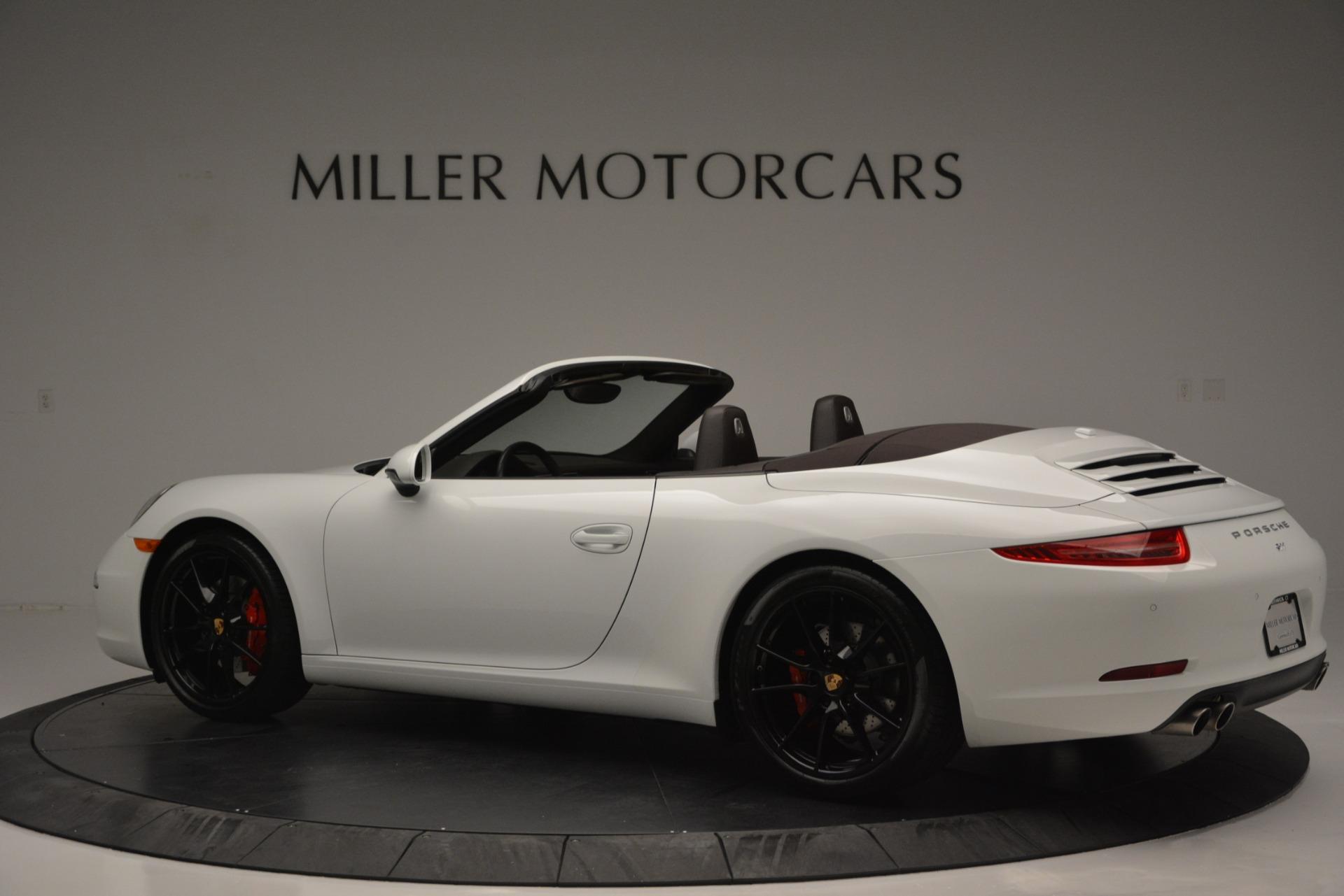 Used 2015 Porsche 911 Carrera S For Sale In Greenwich, CT. Alfa Romeo of Greenwich, 7431 2578_p4