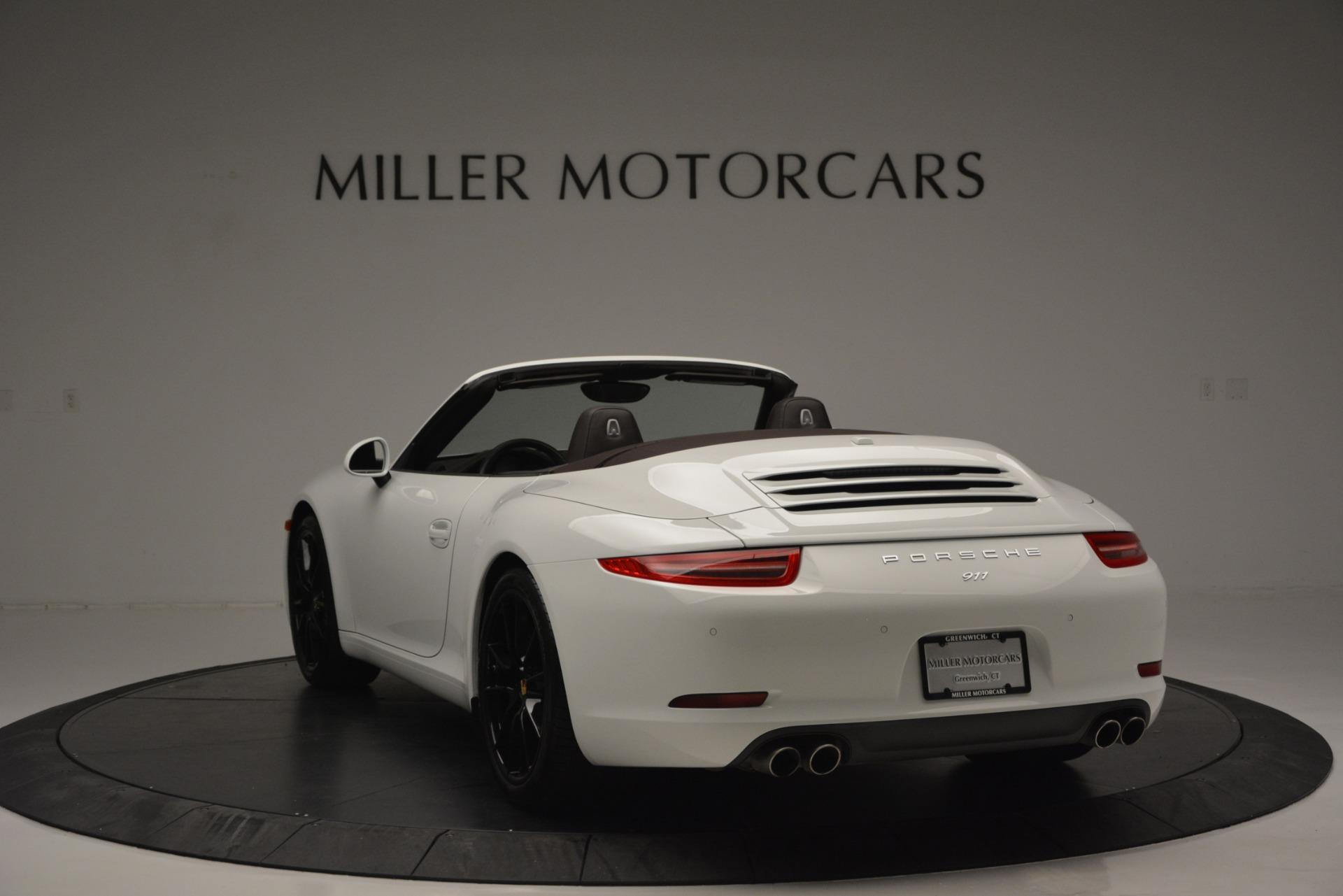 Used 2015 Porsche 911 Carrera S For Sale In Greenwich, CT. Alfa Romeo of Greenwich, 7431 2578_p5
