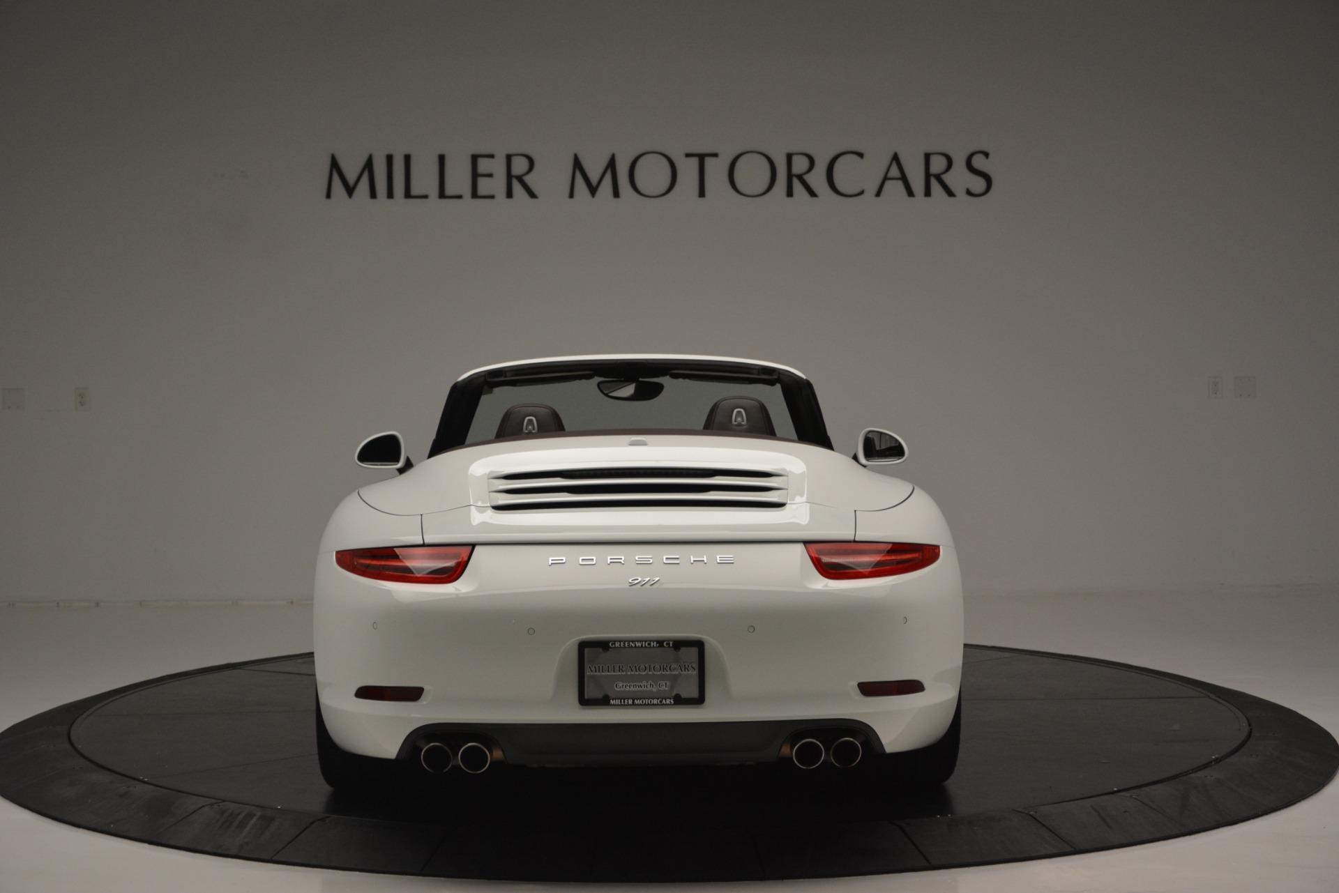 Used 2015 Porsche 911 Carrera S For Sale In Greenwich, CT. Alfa Romeo of Greenwich, 7431 2578_p6