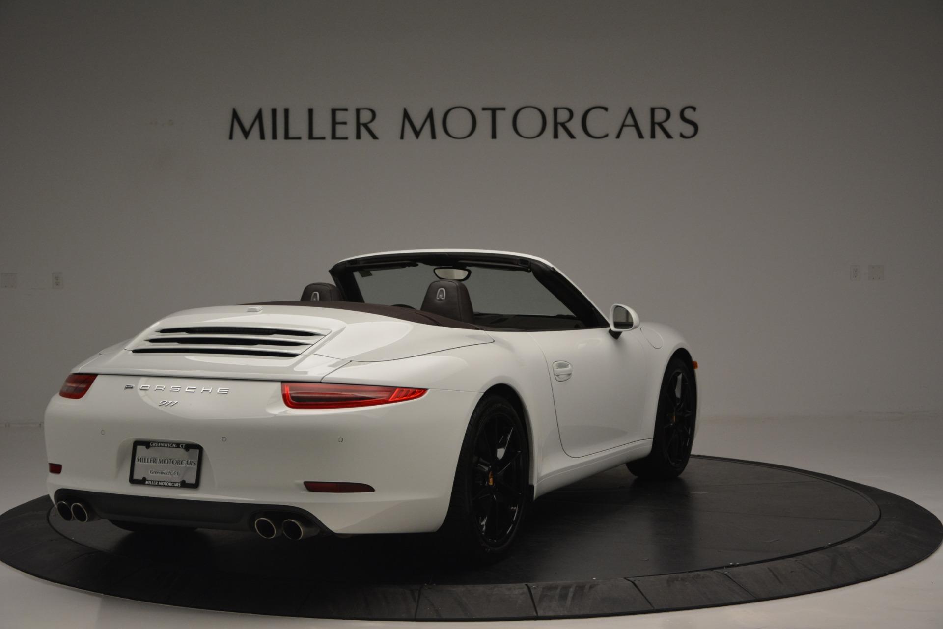 Used 2015 Porsche 911 Carrera S For Sale In Greenwich, CT. Alfa Romeo of Greenwich, 7431 2578_p7