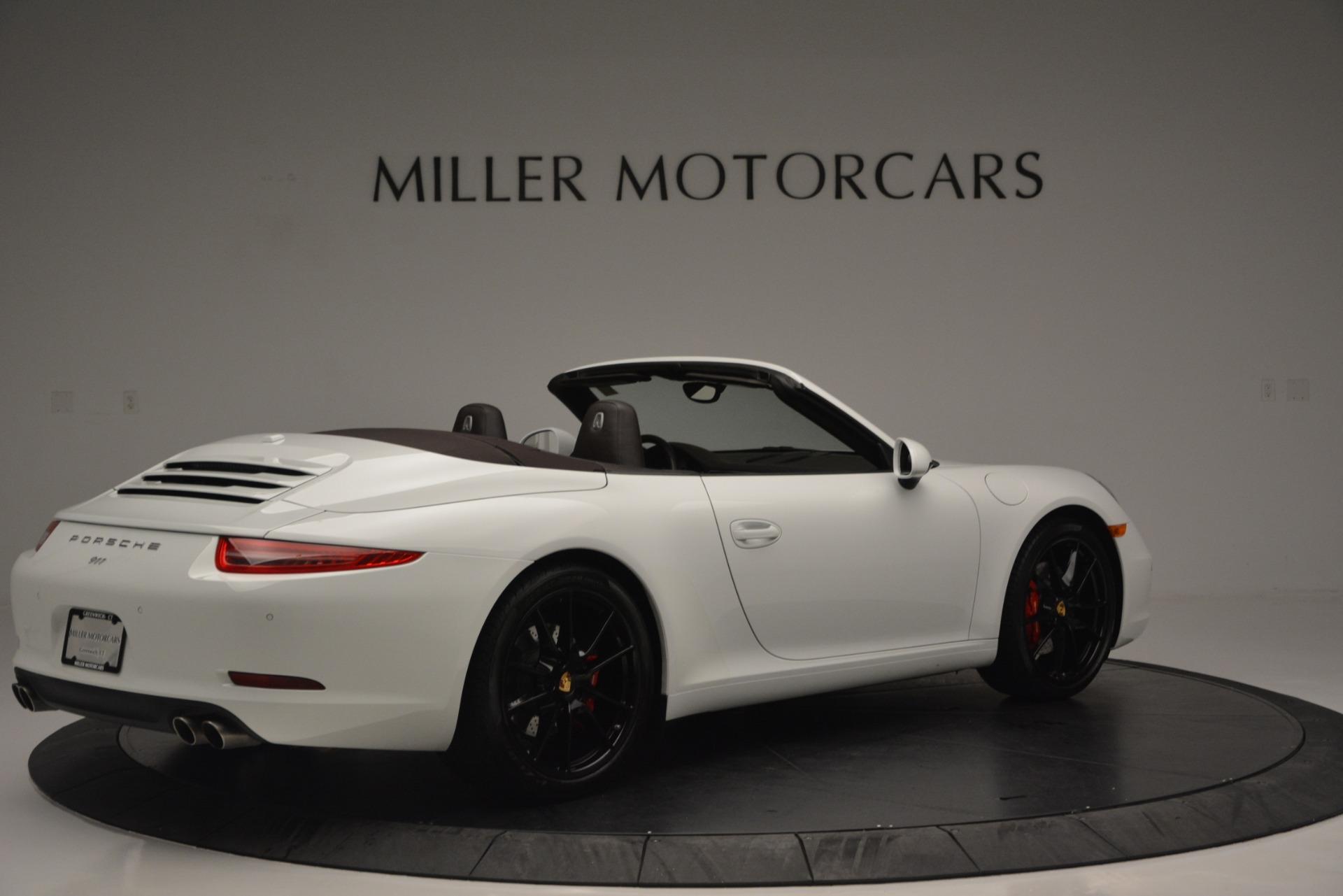 Used 2015 Porsche 911 Carrera S For Sale In Greenwich, CT. Alfa Romeo of Greenwich, 7431 2578_p8