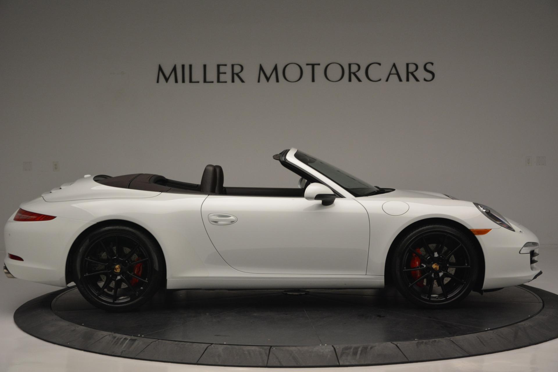 Used 2015 Porsche 911 Carrera S For Sale In Greenwich, CT. Alfa Romeo of Greenwich, 7431 2578_p9