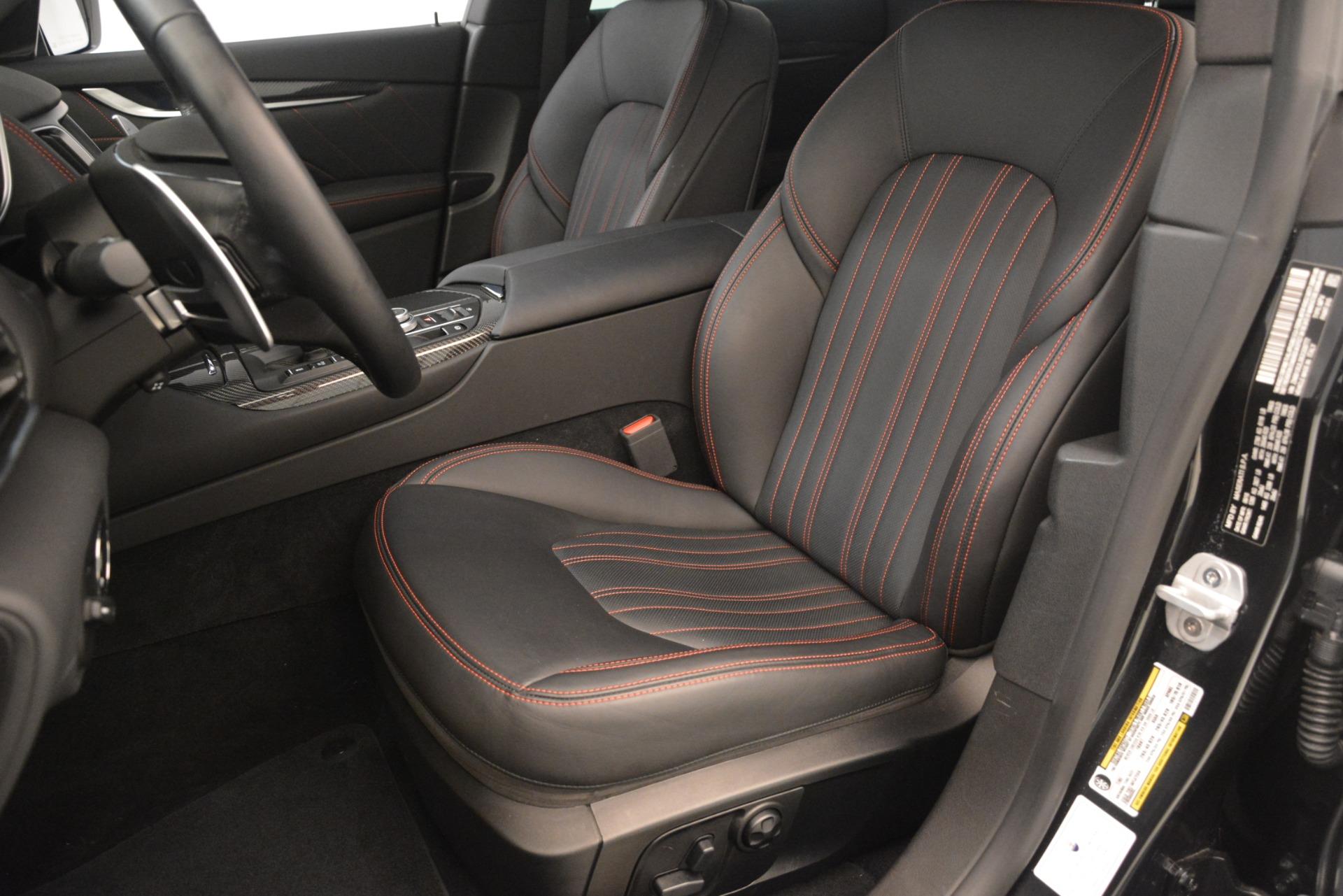 New 2019 Maserati Levante Q4 GranLusso For Sale In Greenwich, CT. Alfa Romeo of Greenwich, M2192 2580_p15