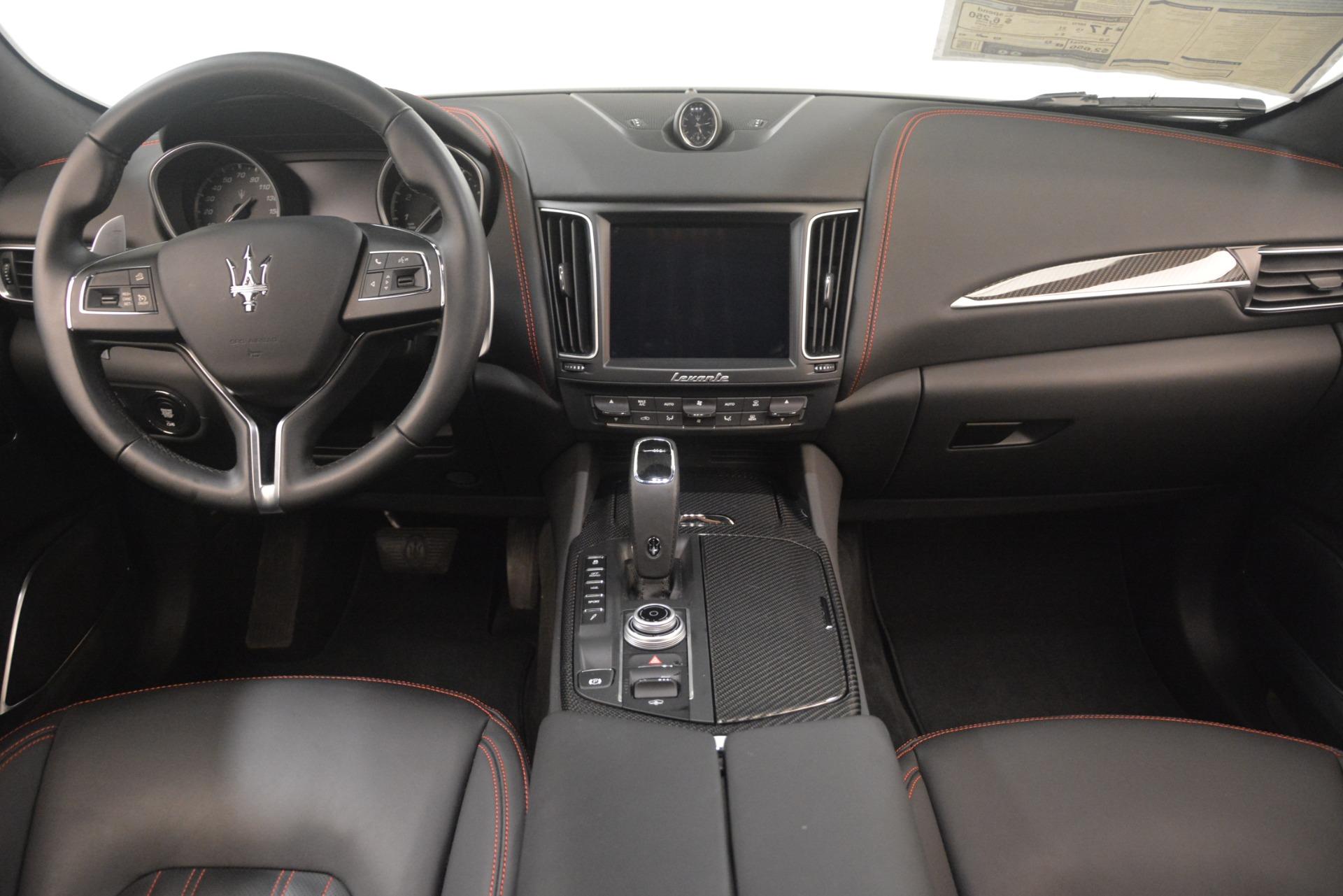 New 2019 Maserati Levante Q4 GranLusso For Sale In Greenwich, CT. Alfa Romeo of Greenwich, M2192 2580_p16