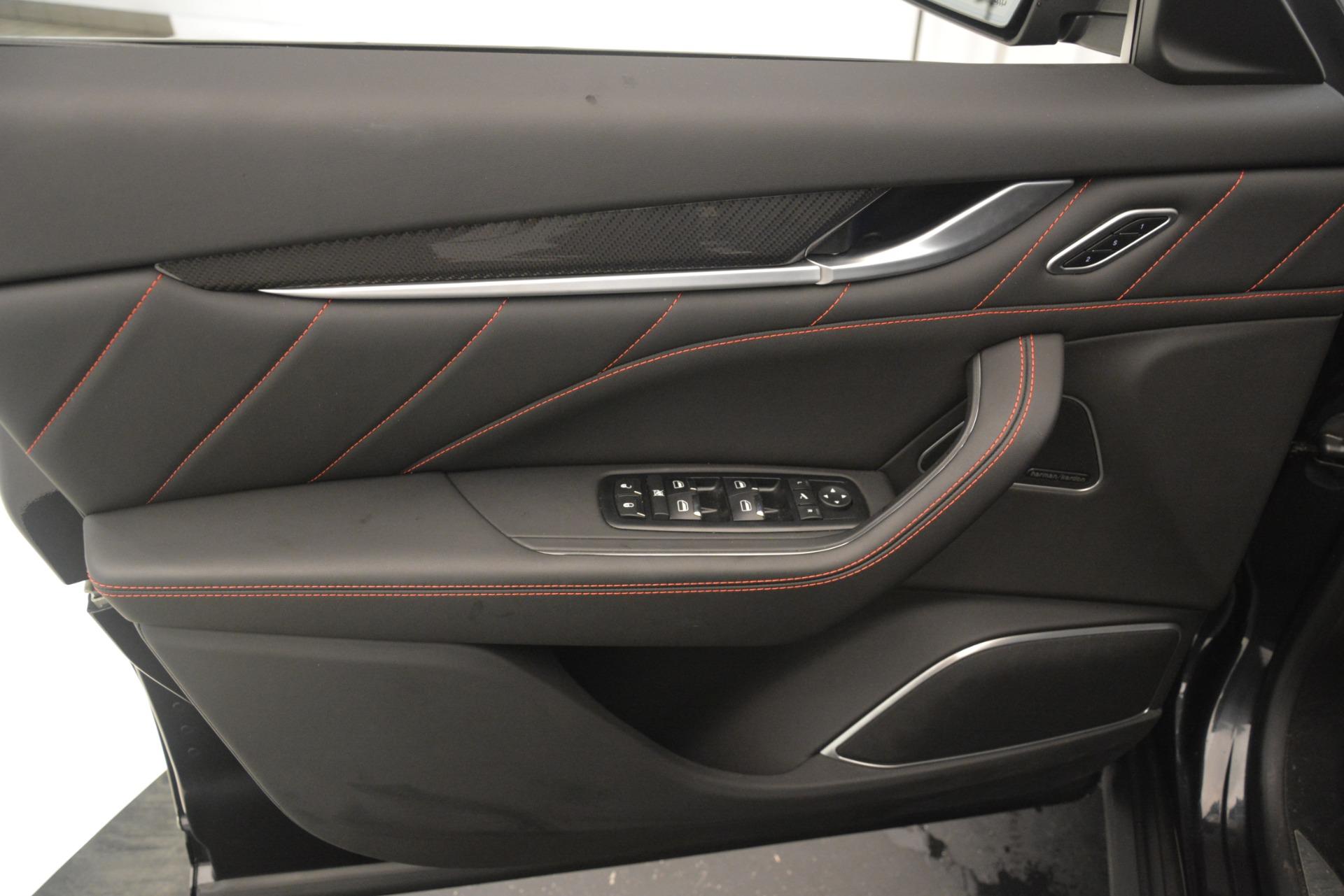 New 2019 Maserati Levante Q4 GranLusso For Sale In Greenwich, CT. Alfa Romeo of Greenwich, M2192 2580_p17