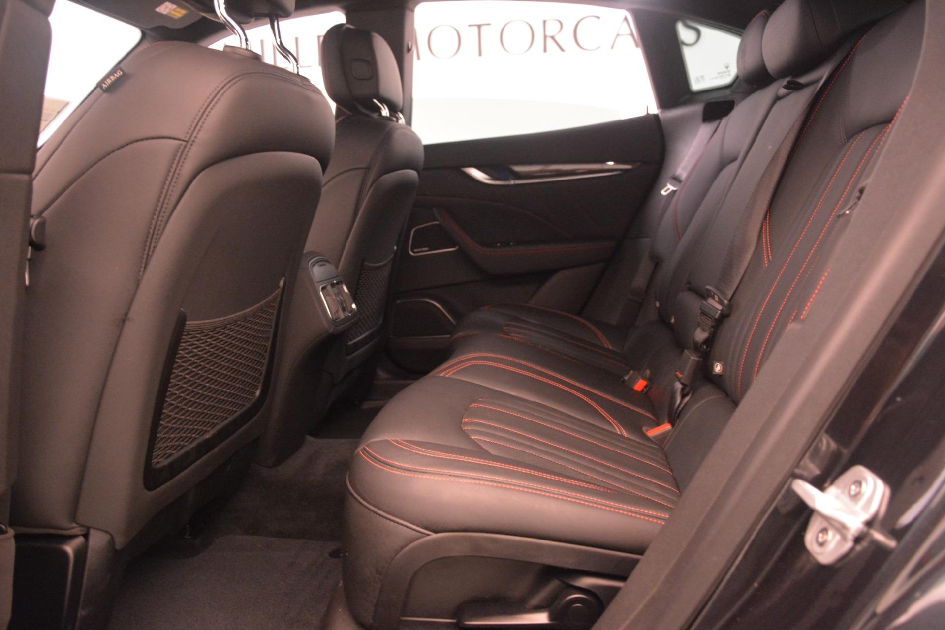 New 2019 Maserati Levante Q4 GranLusso For Sale In Greenwich, CT. Alfa Romeo of Greenwich, M2192 2580_p19
