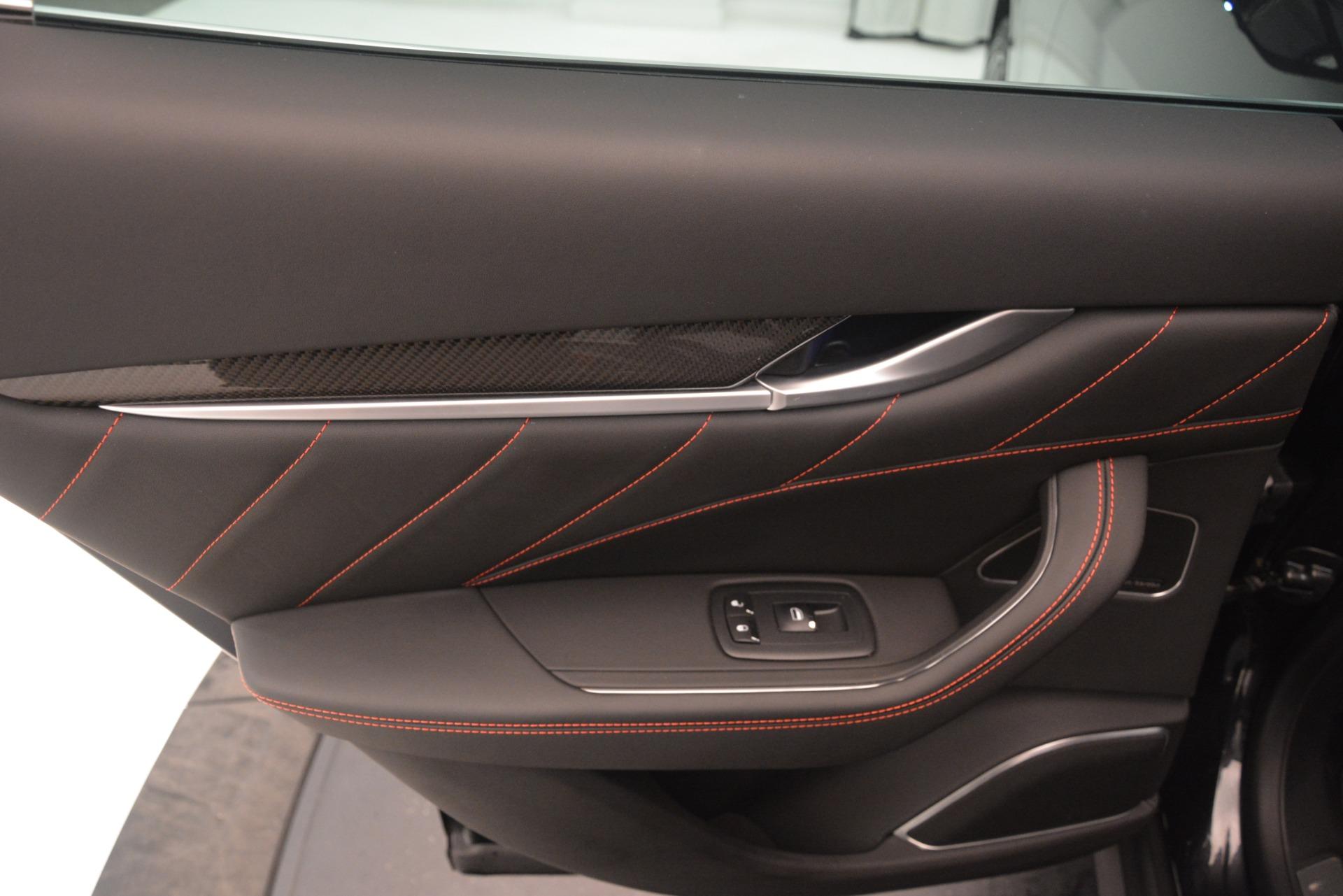 New 2019 Maserati Levante Q4 GranLusso For Sale In Greenwich, CT. Alfa Romeo of Greenwich, M2192 2580_p21