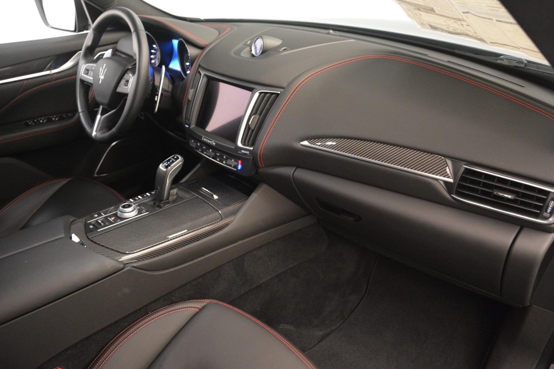 New 2019 Maserati Levante Q4 GranLusso For Sale In Greenwich, CT. Alfa Romeo of Greenwich, M2192 2580_p22
