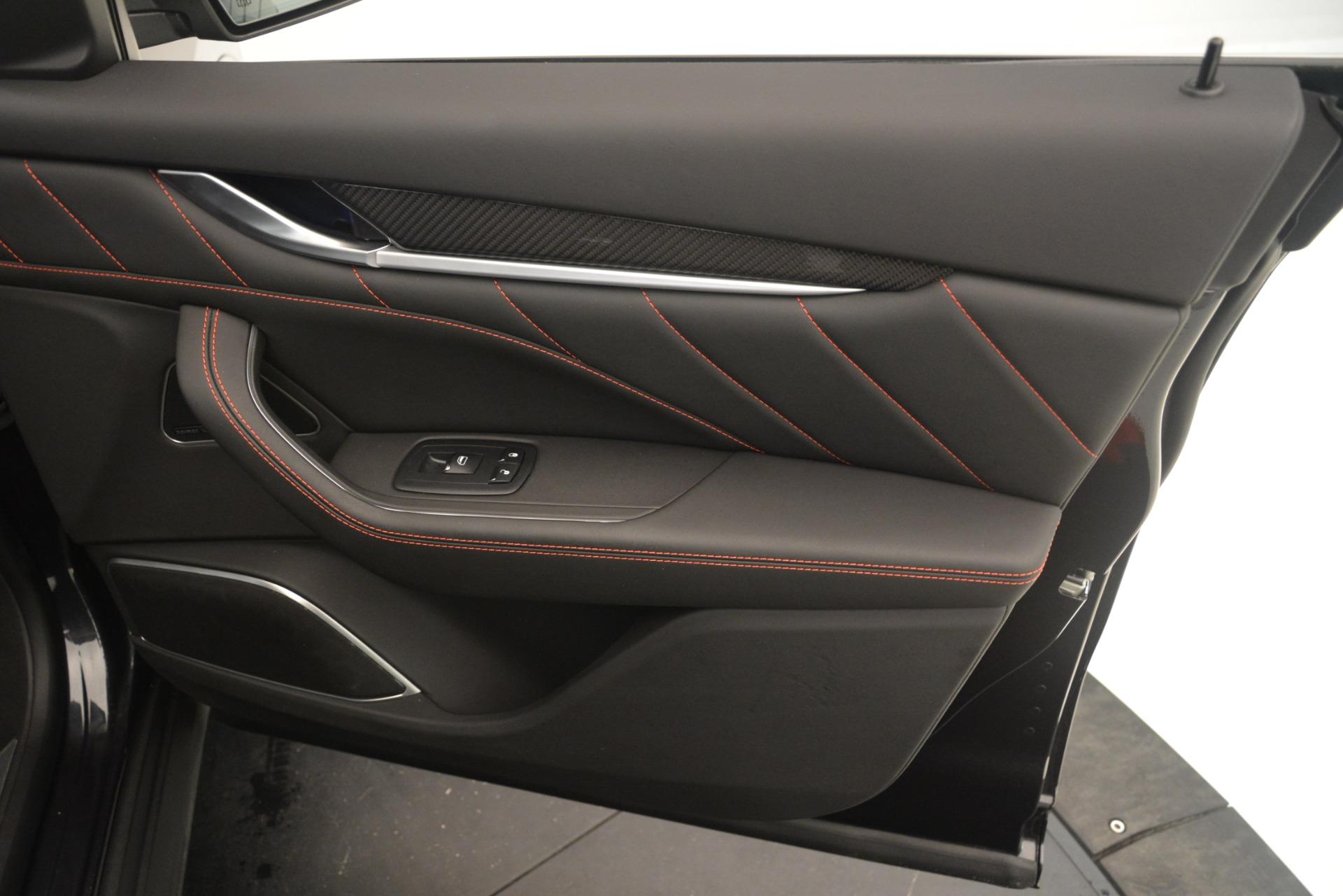 New 2019 Maserati Levante Q4 GranLusso For Sale In Greenwich, CT. Alfa Romeo of Greenwich, M2192 2580_p25