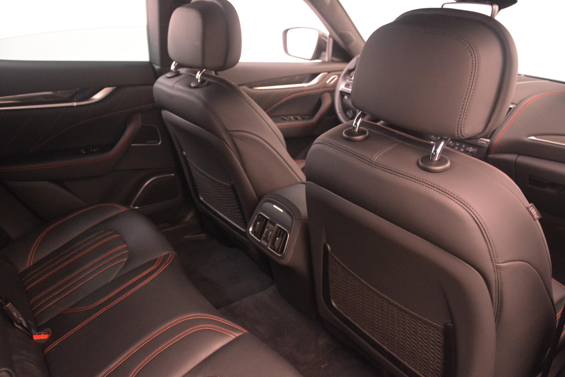 New 2019 Maserati Levante Q4 GranLusso For Sale In Greenwich, CT. Alfa Romeo of Greenwich, M2192 2580_p28