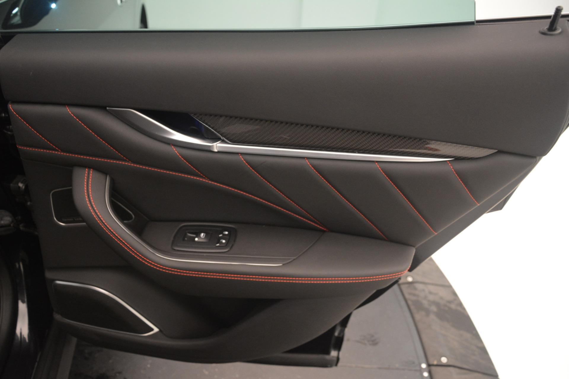 New 2019 Maserati Levante Q4 GranLusso For Sale In Greenwich, CT. Alfa Romeo of Greenwich, M2192 2580_p29