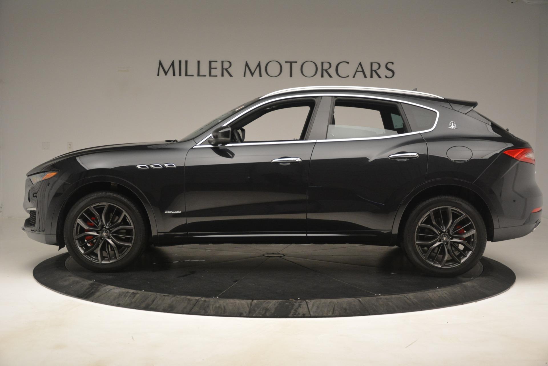 New 2019 Maserati Levante Q4 GranLusso For Sale In Greenwich, CT. Alfa Romeo of Greenwich, M2192 2580_p3