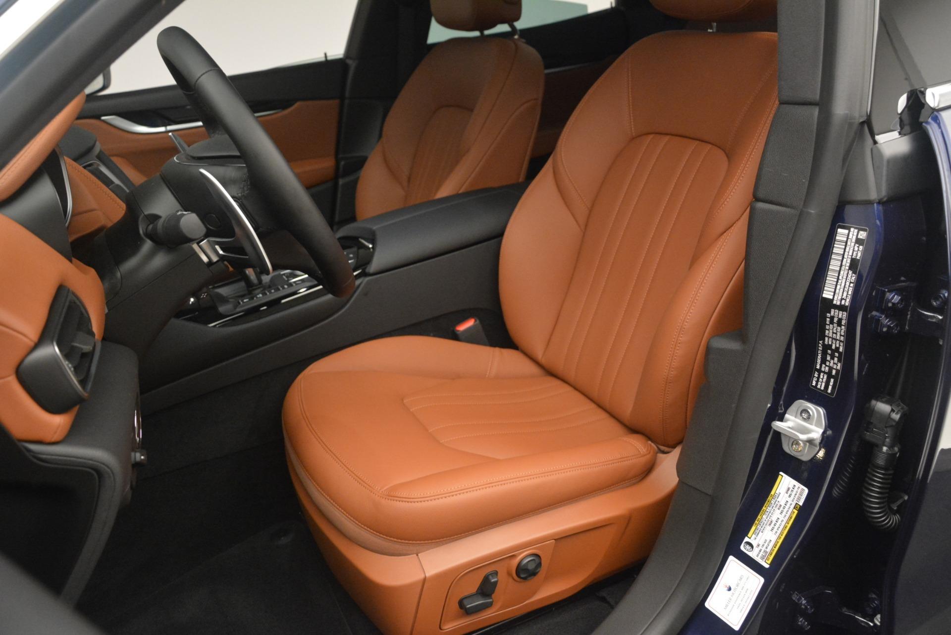 New 2019 Maserati Levante Q4 For Sale In Greenwich, CT. Alfa Romeo of Greenwich, M2193 2581_p13