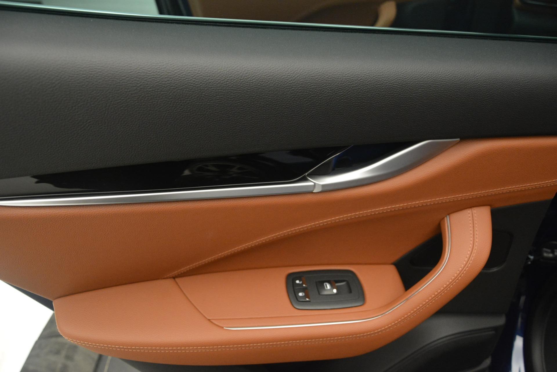 New 2019 Maserati Levante Q4 For Sale In Greenwich, CT. Alfa Romeo of Greenwich, M2193 2581_p20