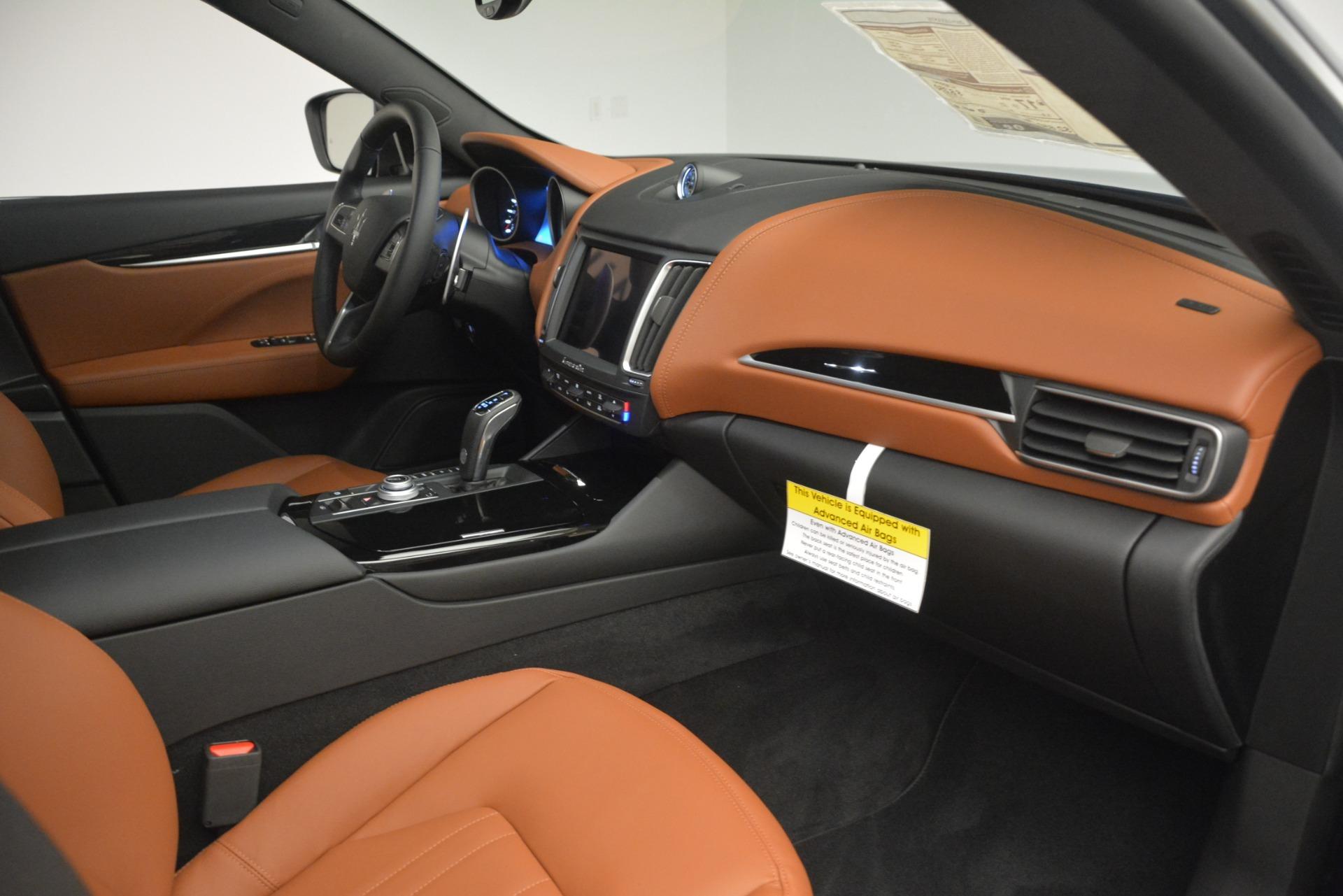 New 2019 Maserati Levante Q4 For Sale In Greenwich, CT. Alfa Romeo of Greenwich, M2193 2581_p22