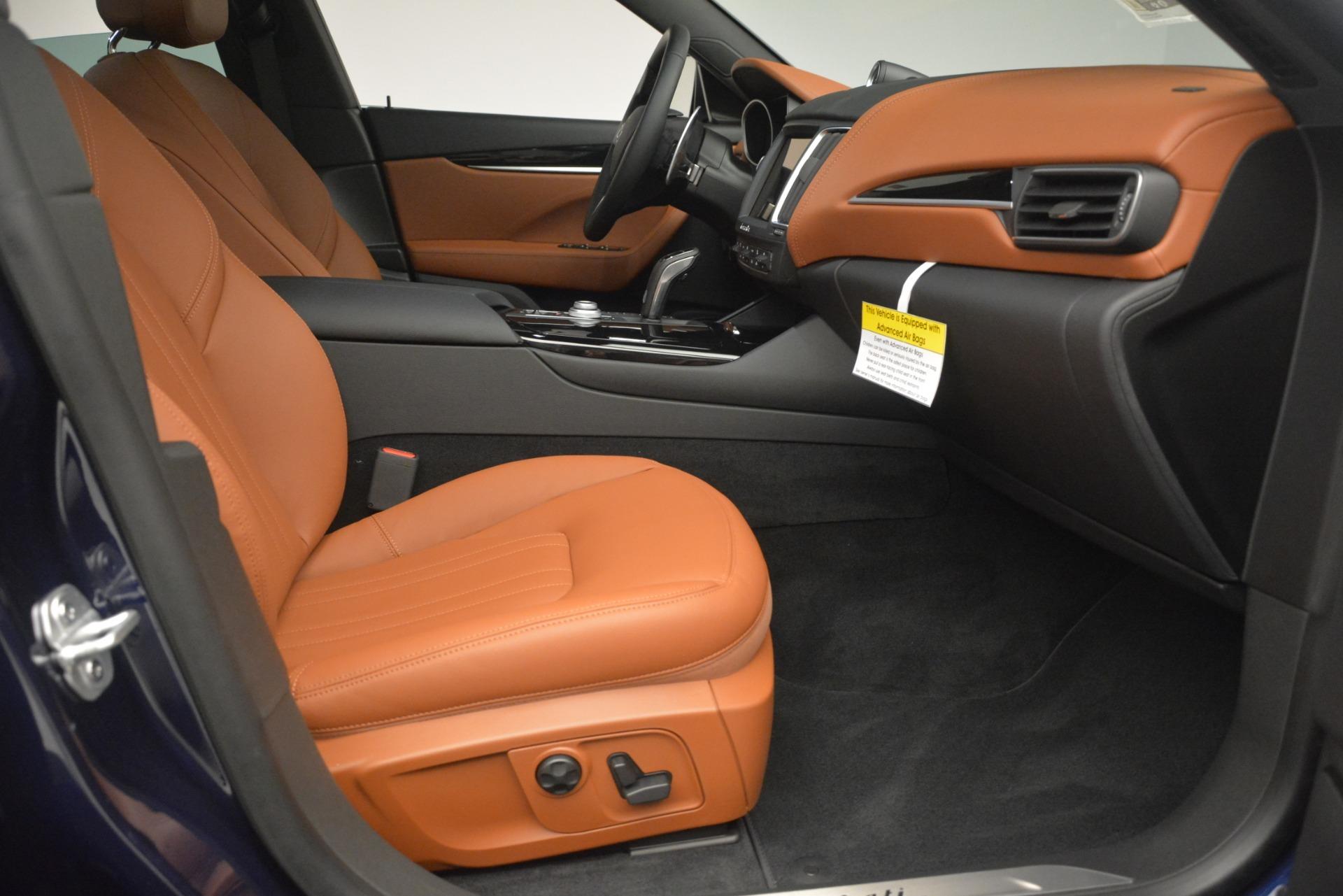 New 2019 Maserati Levante Q4 For Sale In Greenwich, CT. Alfa Romeo of Greenwich, M2193 2581_p23