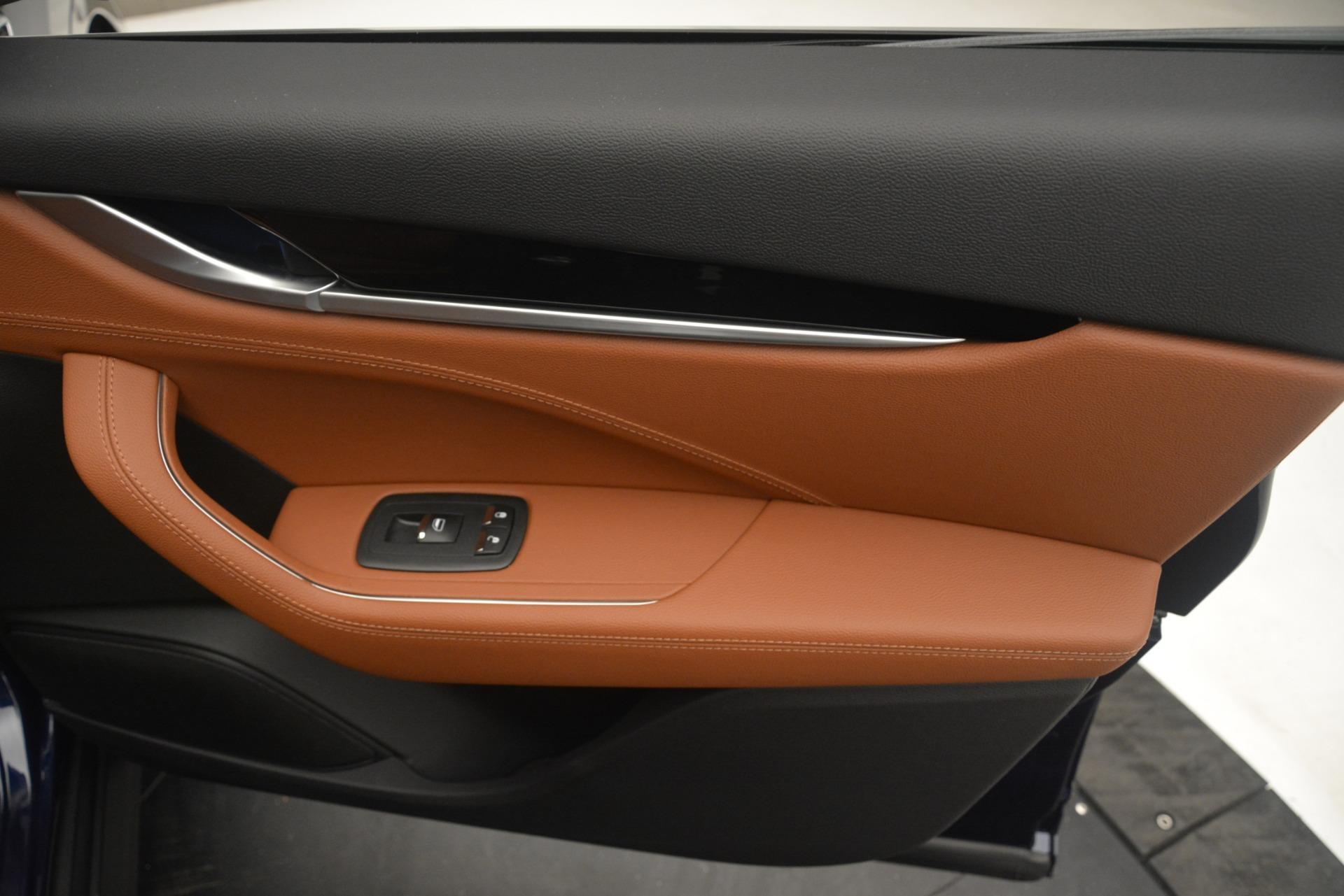 New 2019 Maserati Levante Q4 For Sale In Greenwich, CT. Alfa Romeo of Greenwich, M2193 2581_p24