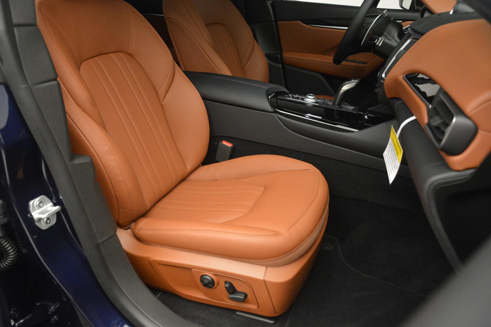 New 2019 Maserati Levante Q4 For Sale In Greenwich, CT. Alfa Romeo of Greenwich, M2193 2581_p25