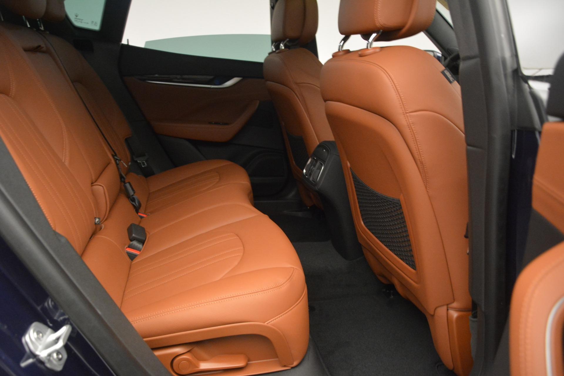 New 2019 Maserati Levante Q4 For Sale In Greenwich, CT. Alfa Romeo of Greenwich, M2193 2581_p27