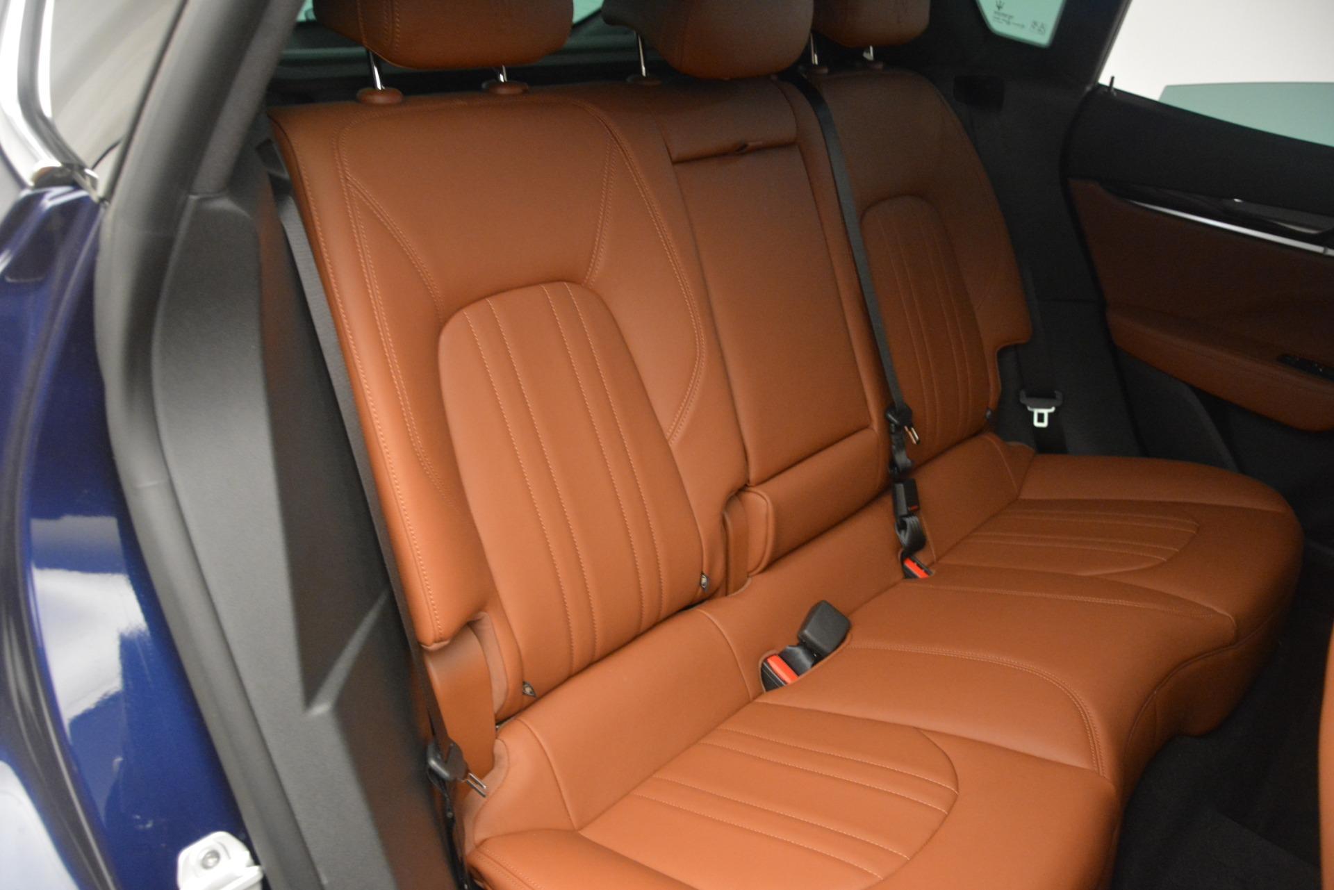 New 2019 Maserati Levante Q4 For Sale In Greenwich, CT. Alfa Romeo of Greenwich, M2193 2581_p28