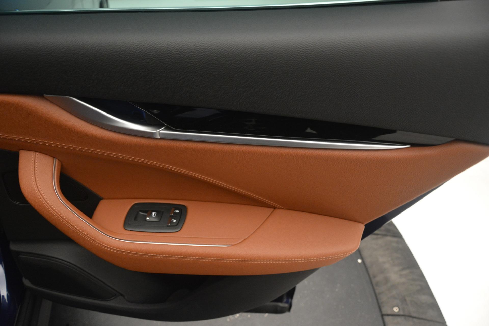 New 2019 Maserati Levante Q4 For Sale In Greenwich, CT. Alfa Romeo of Greenwich, M2193 2581_p29