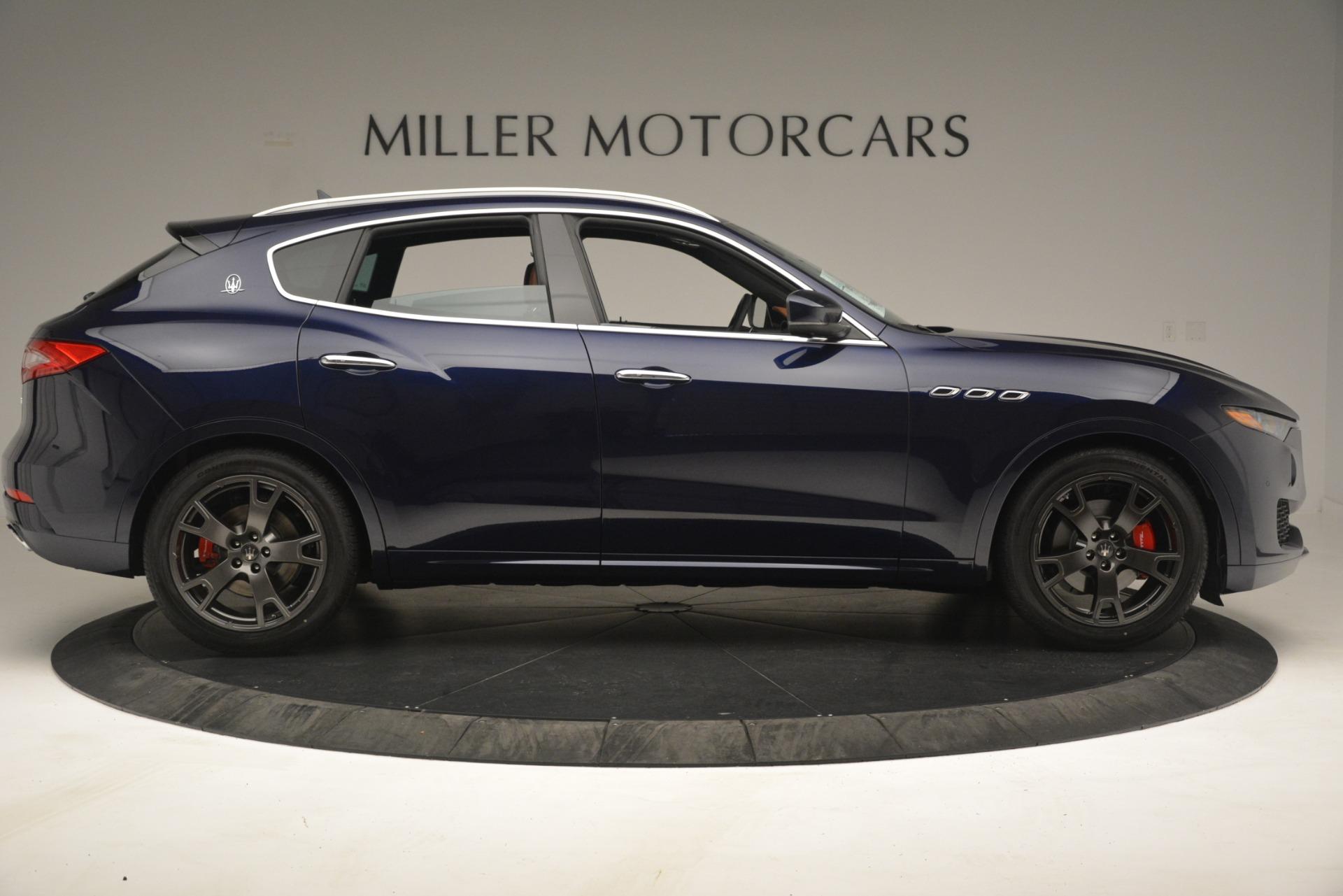 New 2019 Maserati Levante Q4 For Sale In Greenwich, CT. Alfa Romeo of Greenwich, M2193 2581_p9