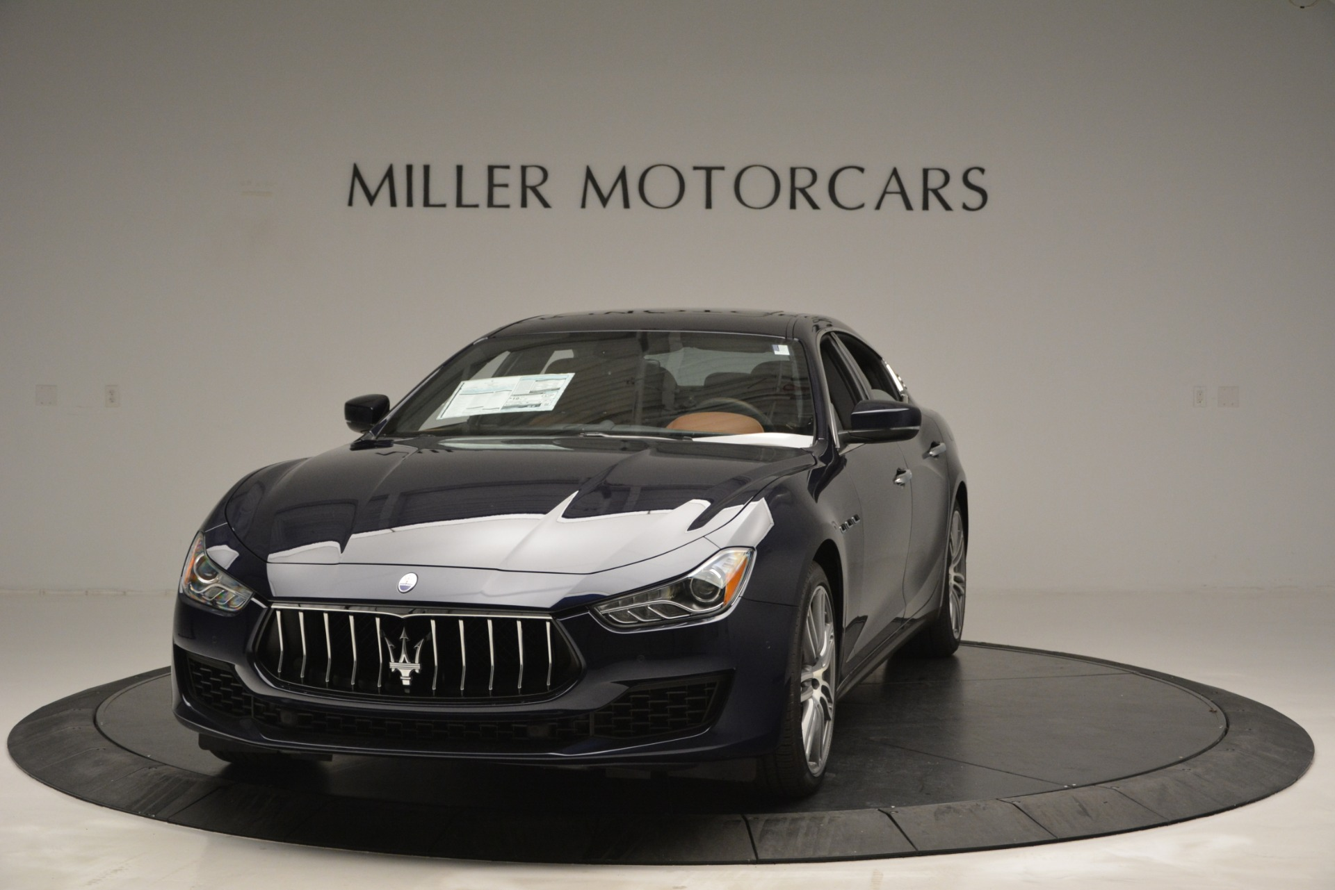 New 2019 Maserati Ghibli S Q4 For Sale In Greenwich, CT. Alfa Romeo of Greenwich, M2195
