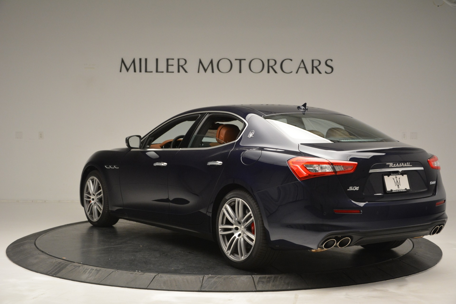 New 2019 Maserati Ghibli S Q4 For Sale In Greenwich, CT. Alfa Romeo of Greenwich, M2195 2583_p5