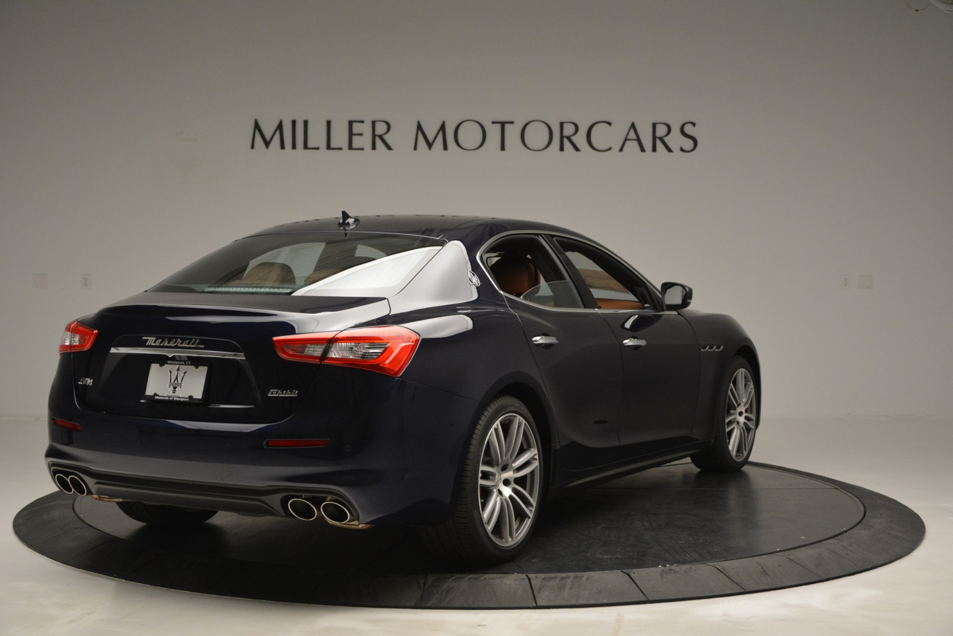 New 2019 Maserati Ghibli S Q4 For Sale In Greenwich, CT. Alfa Romeo of Greenwich, M2195 2583_p7