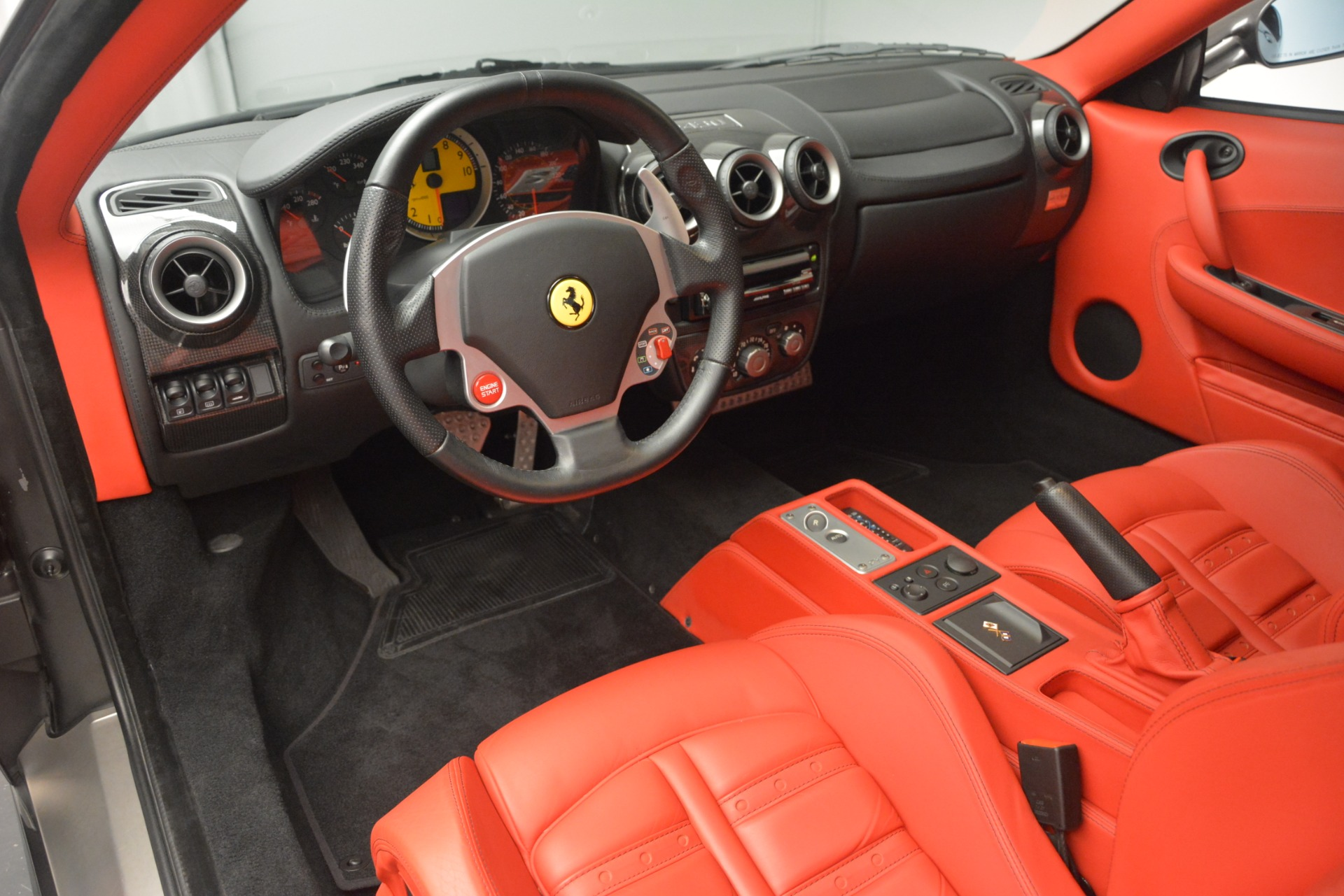Used 2008 Ferrari F430  For Sale In Greenwich, CT. Alfa Romeo of Greenwich, 4495A 2584_p13