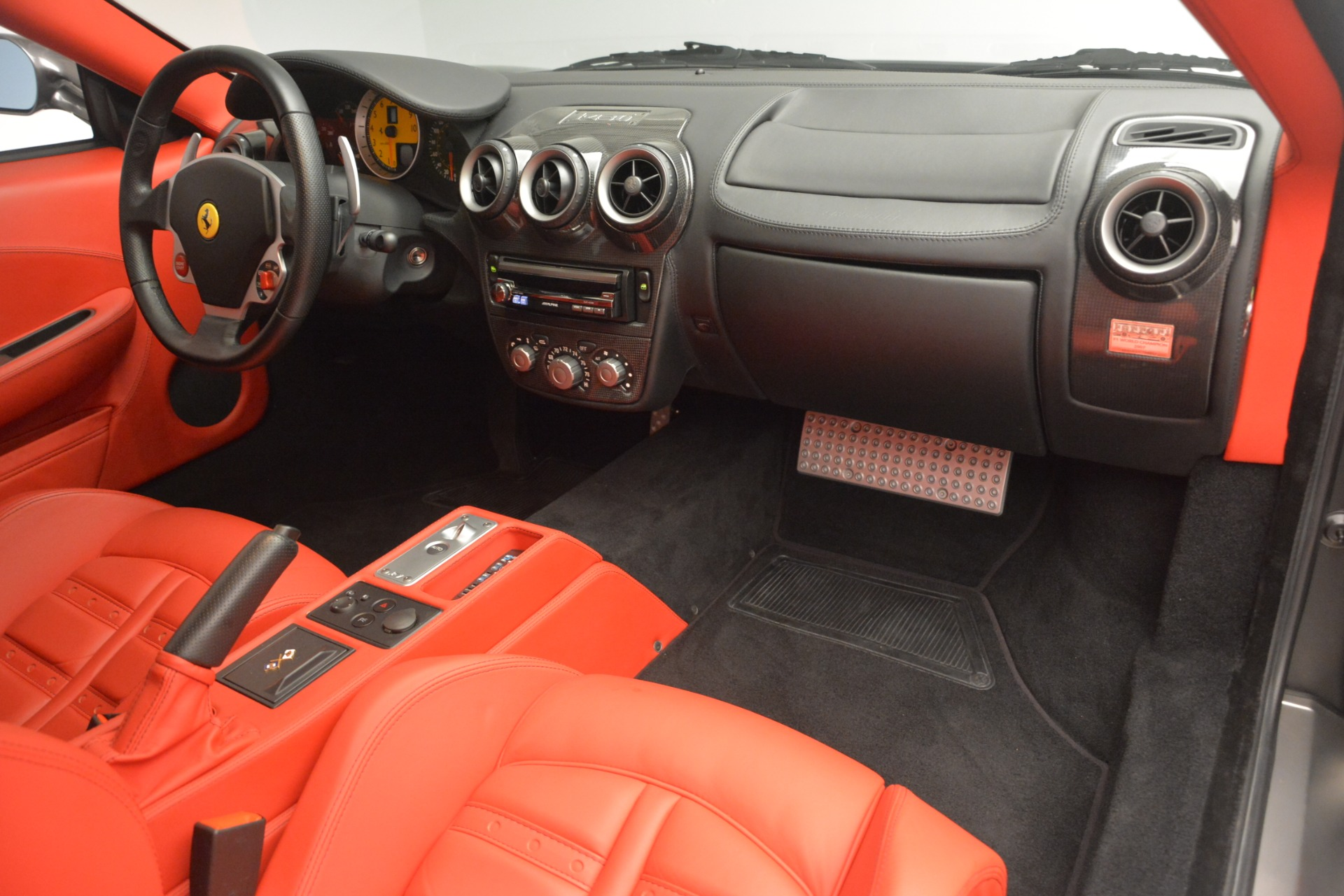 Used 2008 Ferrari F430  For Sale In Greenwich, CT. Alfa Romeo of Greenwich, 4495A 2584_p17