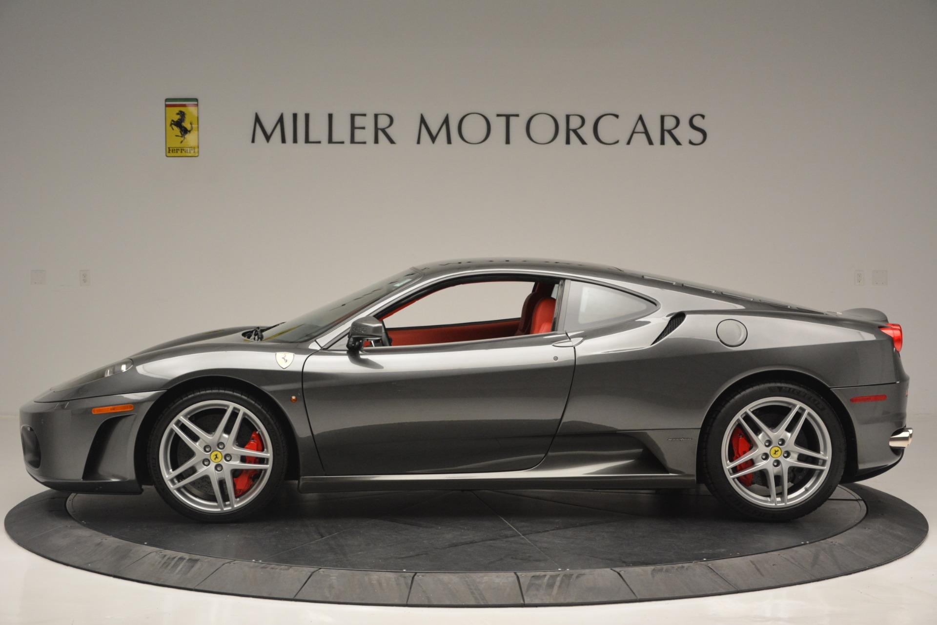Used 2008 Ferrari F430  For Sale In Greenwich, CT. Alfa Romeo of Greenwich, 4495A 2584_p3