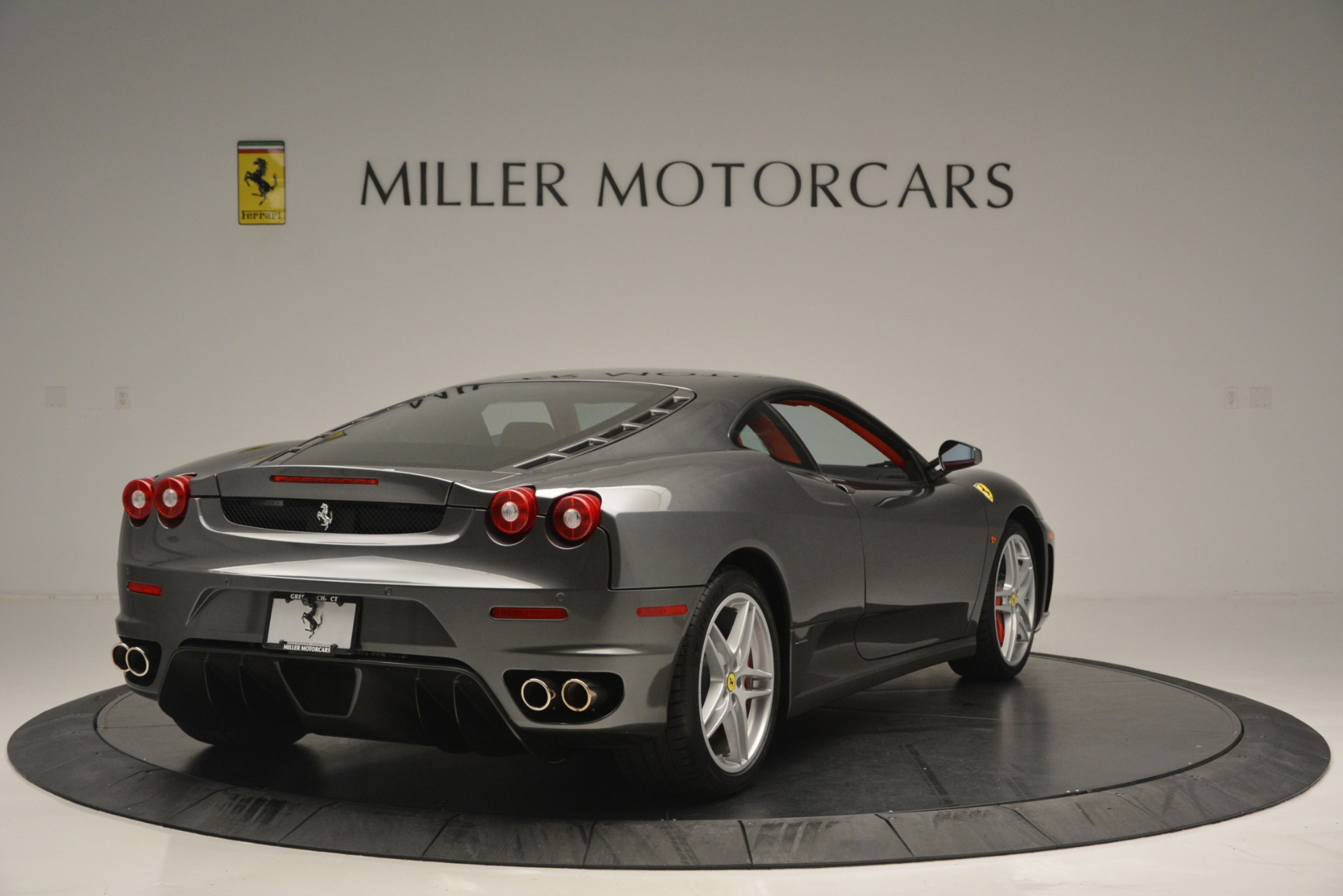 Used 2008 Ferrari F430  For Sale In Greenwich, CT. Alfa Romeo of Greenwich, 4495A 2584_p7