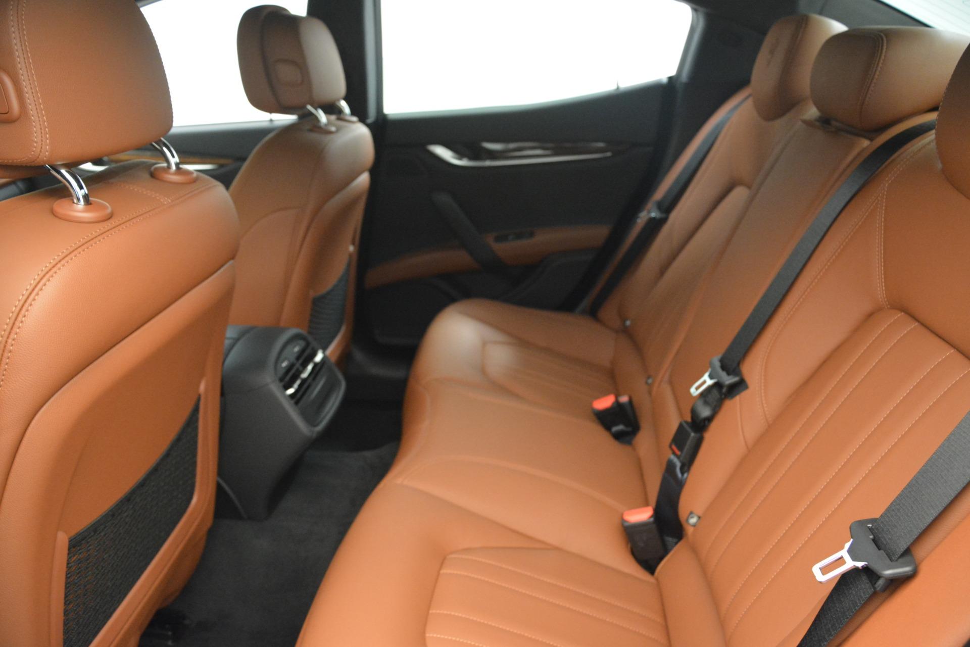 Used 2019 Maserati Ghibli S Q4 For Sale In Greenwich, CT. Alfa Romeo of Greenwich, M2196 2585_p22