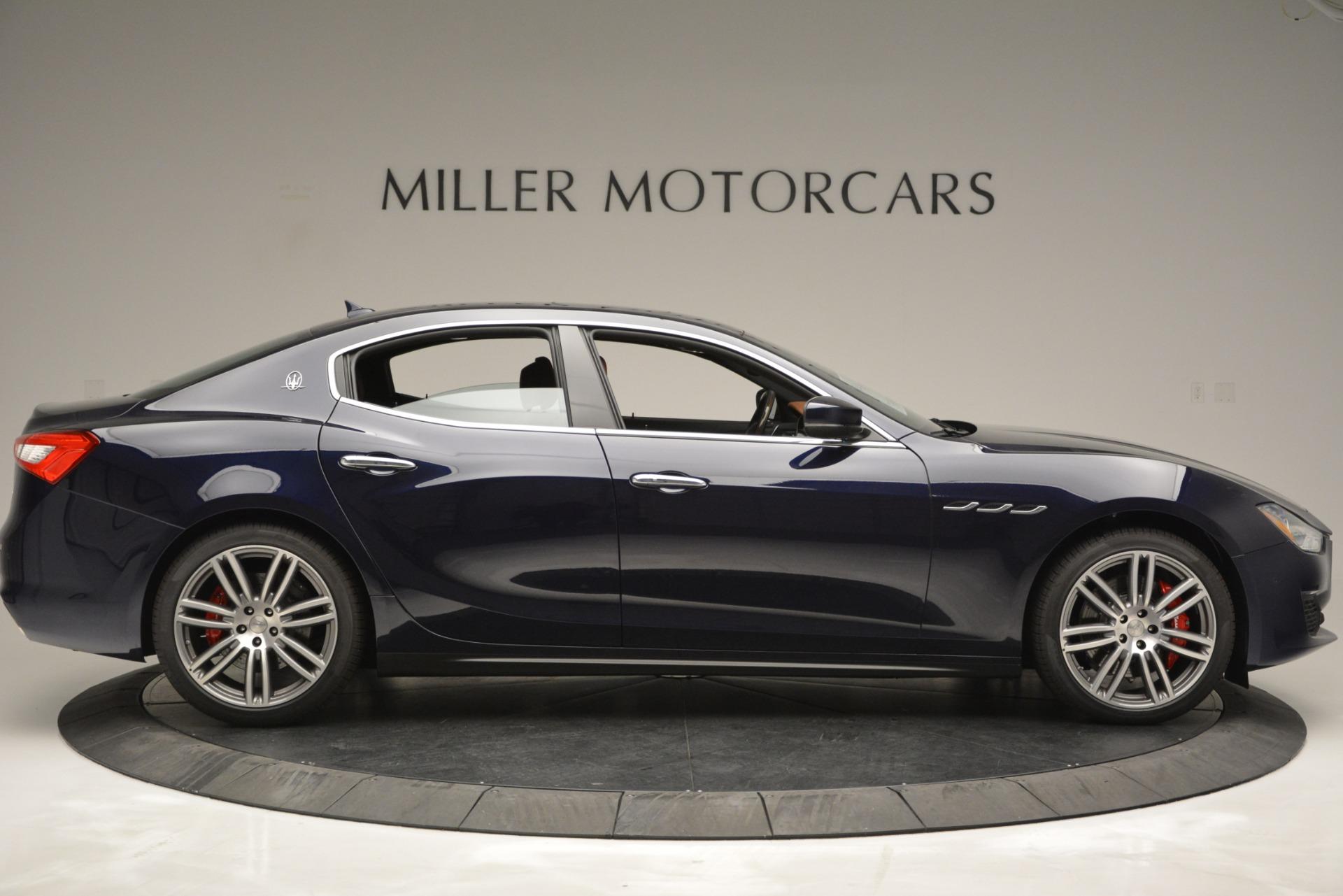Used 2019 Maserati Ghibli S Q4 For Sale In Greenwich, CT. Alfa Romeo of Greenwich, M2196 2585_p9