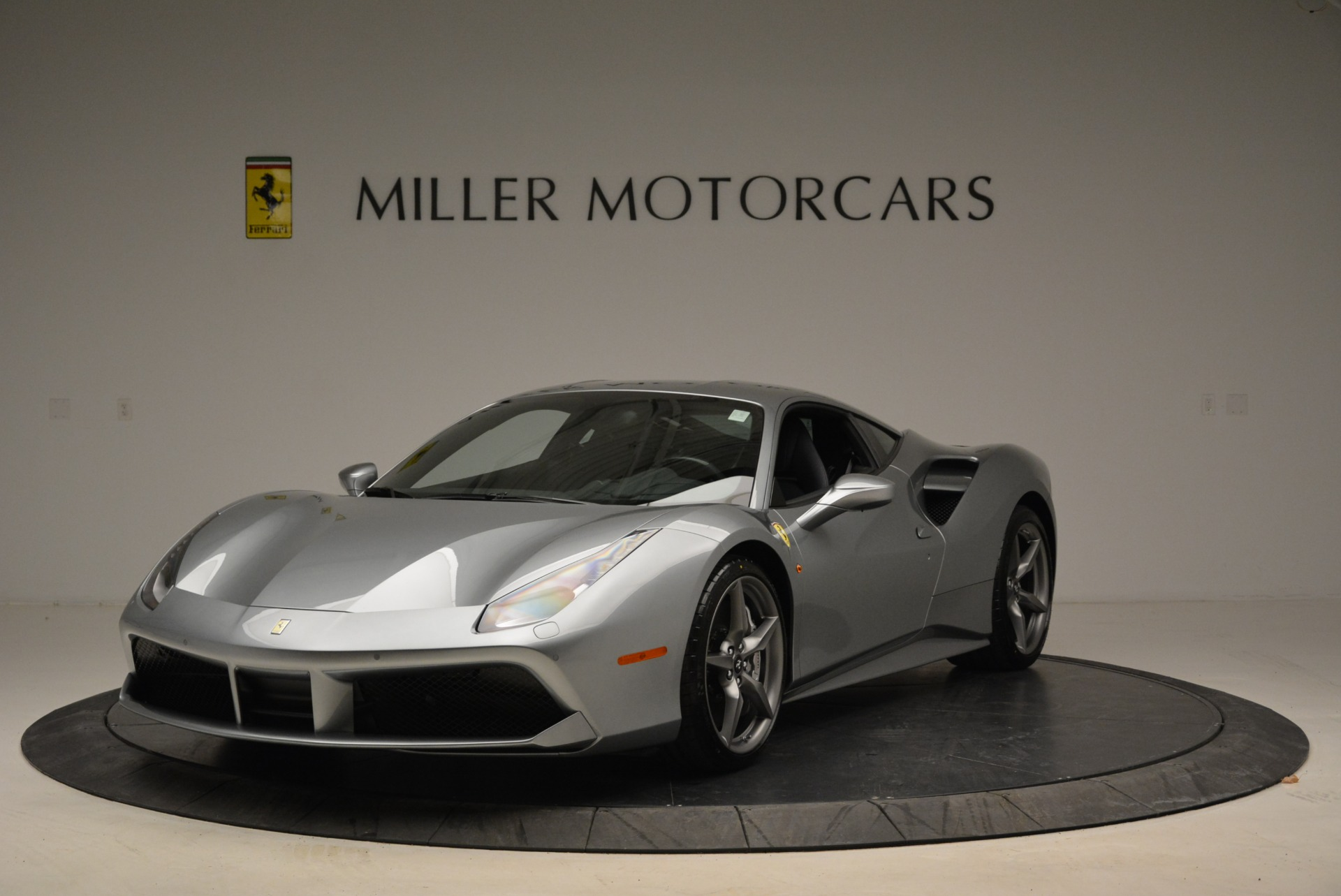 Used 2018 Ferrari 488 GTB  For Sale In Greenwich, CT. Alfa Romeo of Greenwich, 4509 2586_main