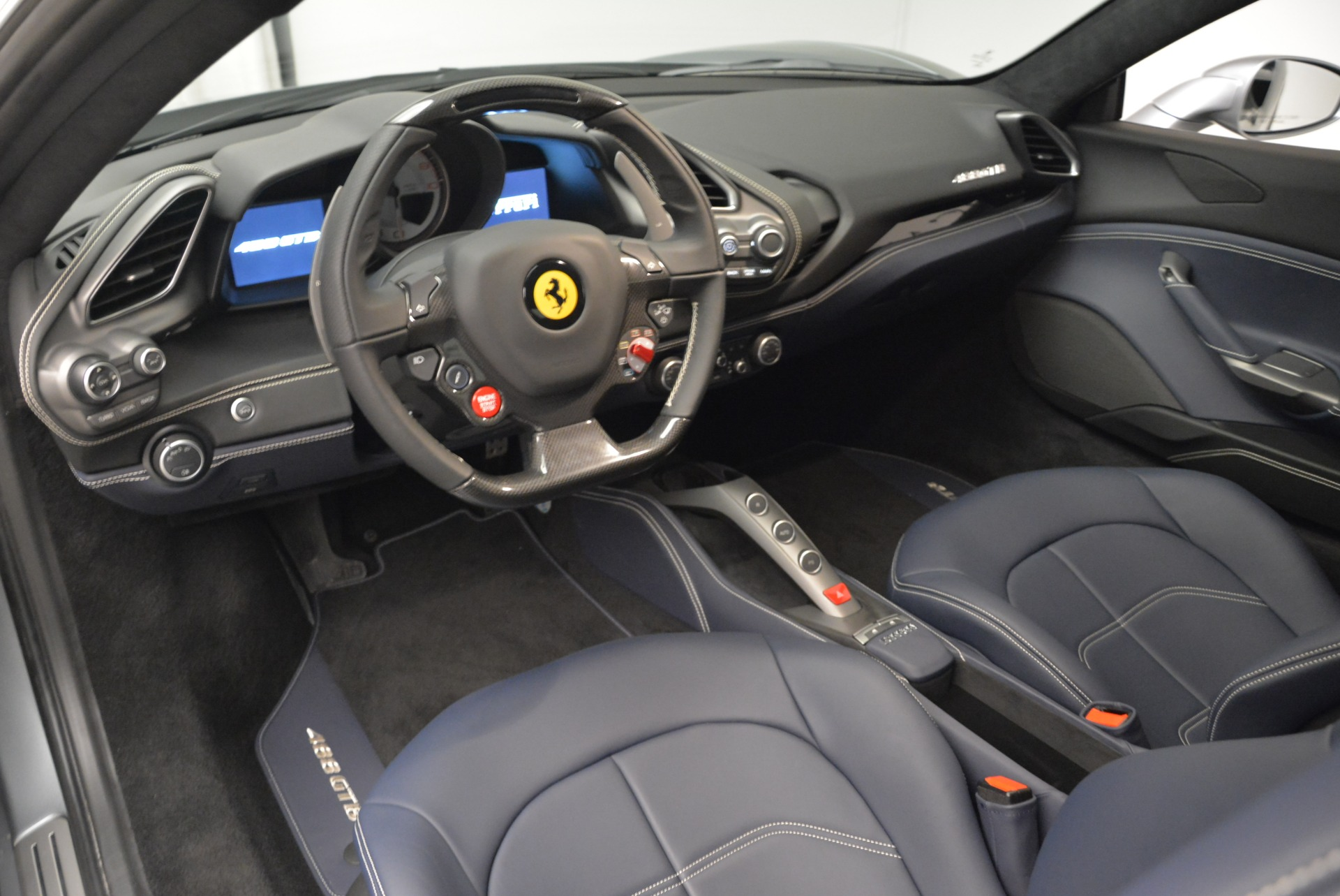 Used 2018 Ferrari 488 GTB  For Sale In Greenwich, CT. Alfa Romeo of Greenwich, 4509 2586_p13