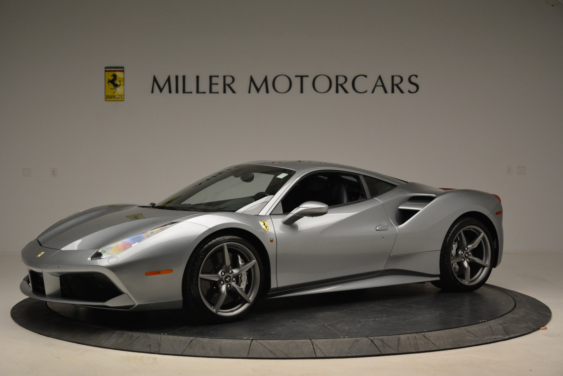 Used 2018 Ferrari 488 GTB  For Sale In Greenwich, CT. Alfa Romeo of Greenwich, 4509 2586_p2