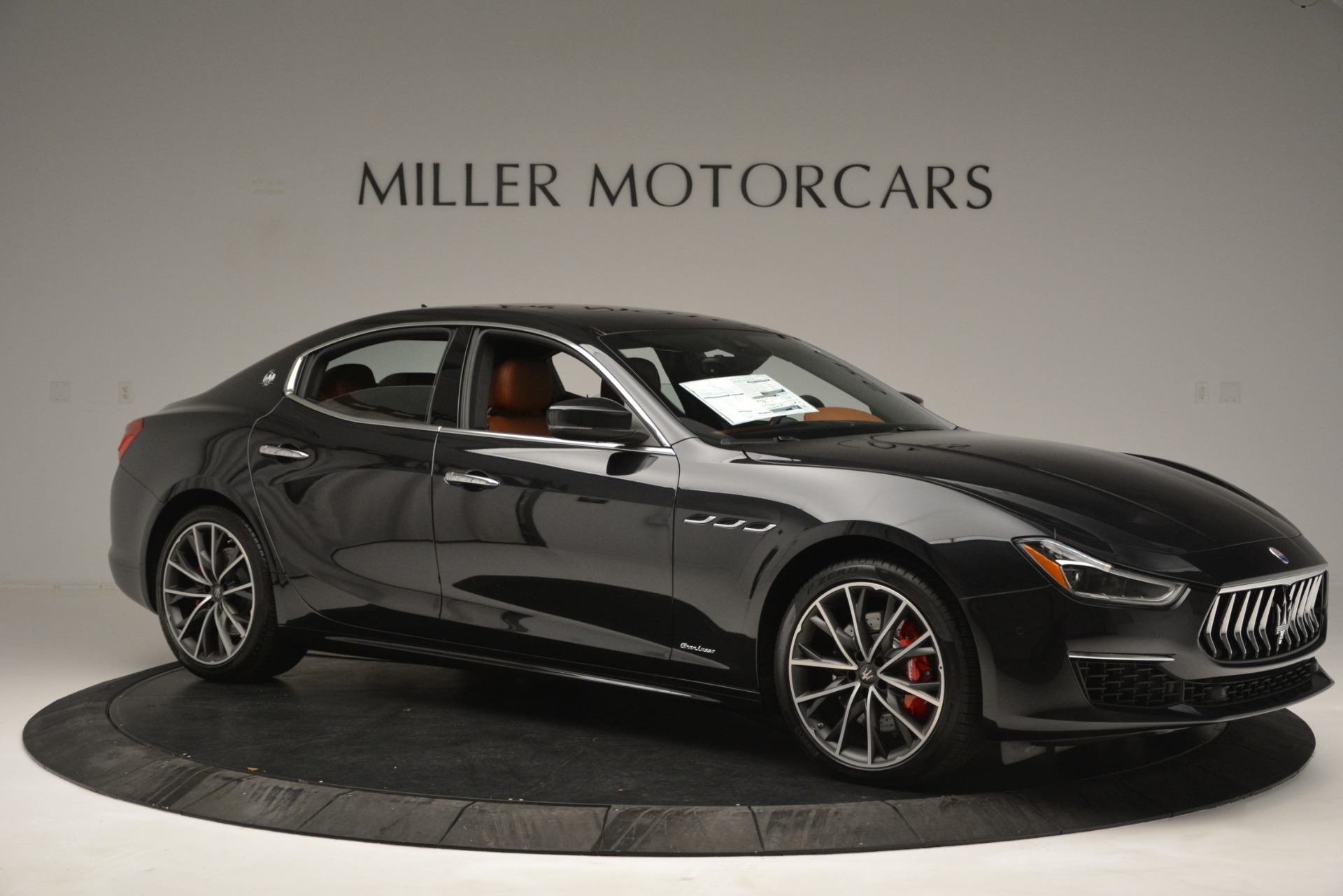 New 2019 Maserati Ghibli S Q4 GranLusso For Sale In Greenwich, CT. Alfa Romeo of Greenwich, M2223 2590_p10