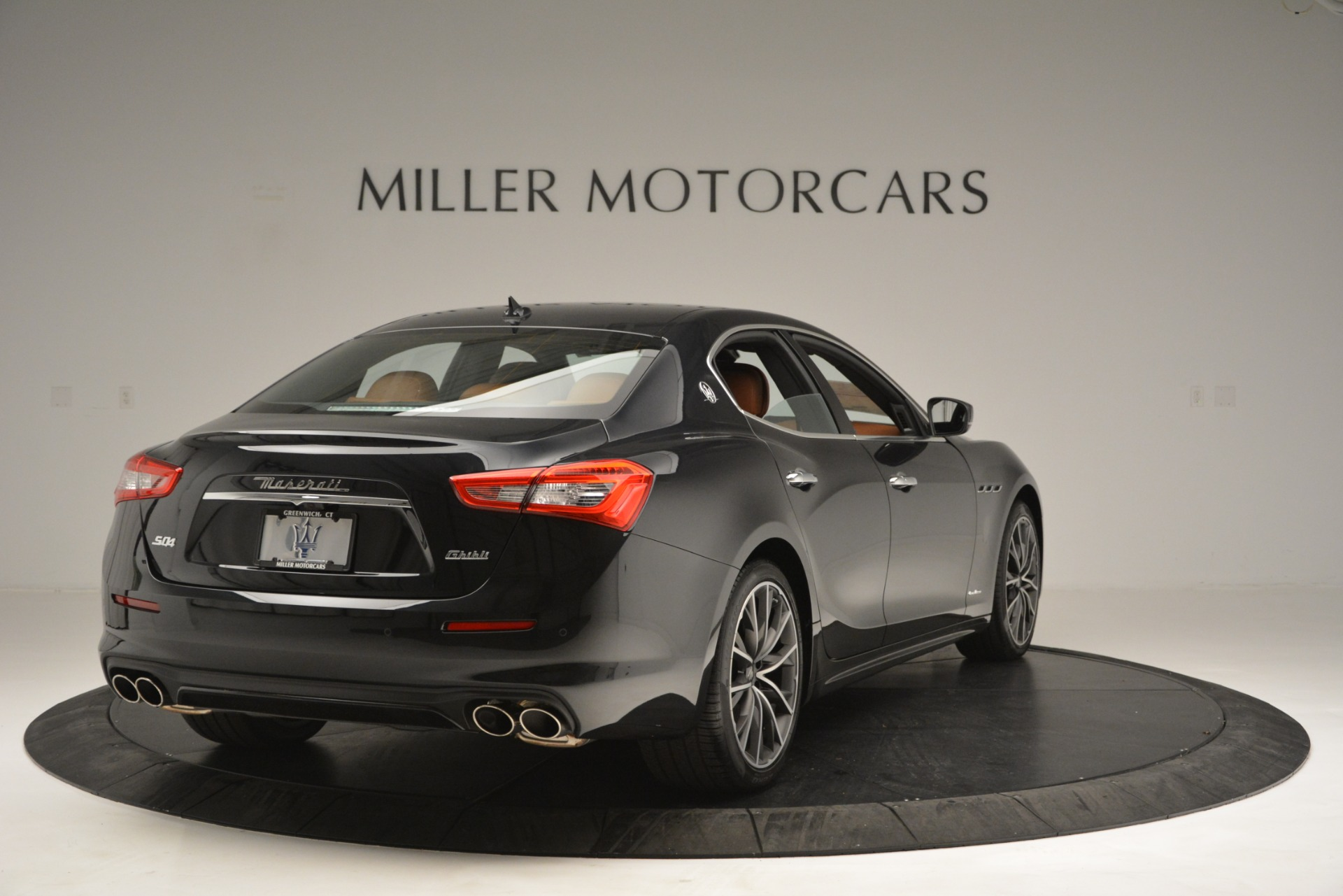 New 2019 Maserati Ghibli S Q4 GranLusso For Sale In Greenwich, CT. Alfa Romeo of Greenwich, M2223 2590_p7