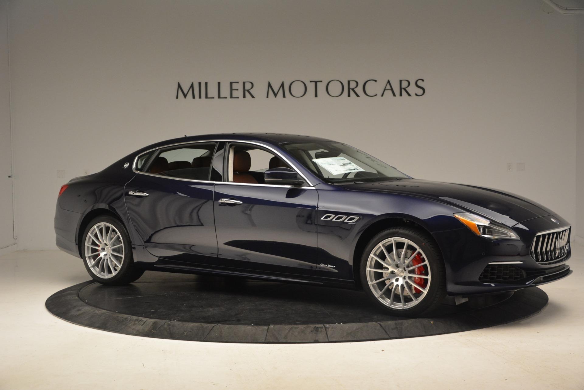 New 2019 Maserati Quattroporte S Q4 GranSport For Sale In Greenwich, CT. Alfa Romeo of Greenwich, M2224 2591_p10