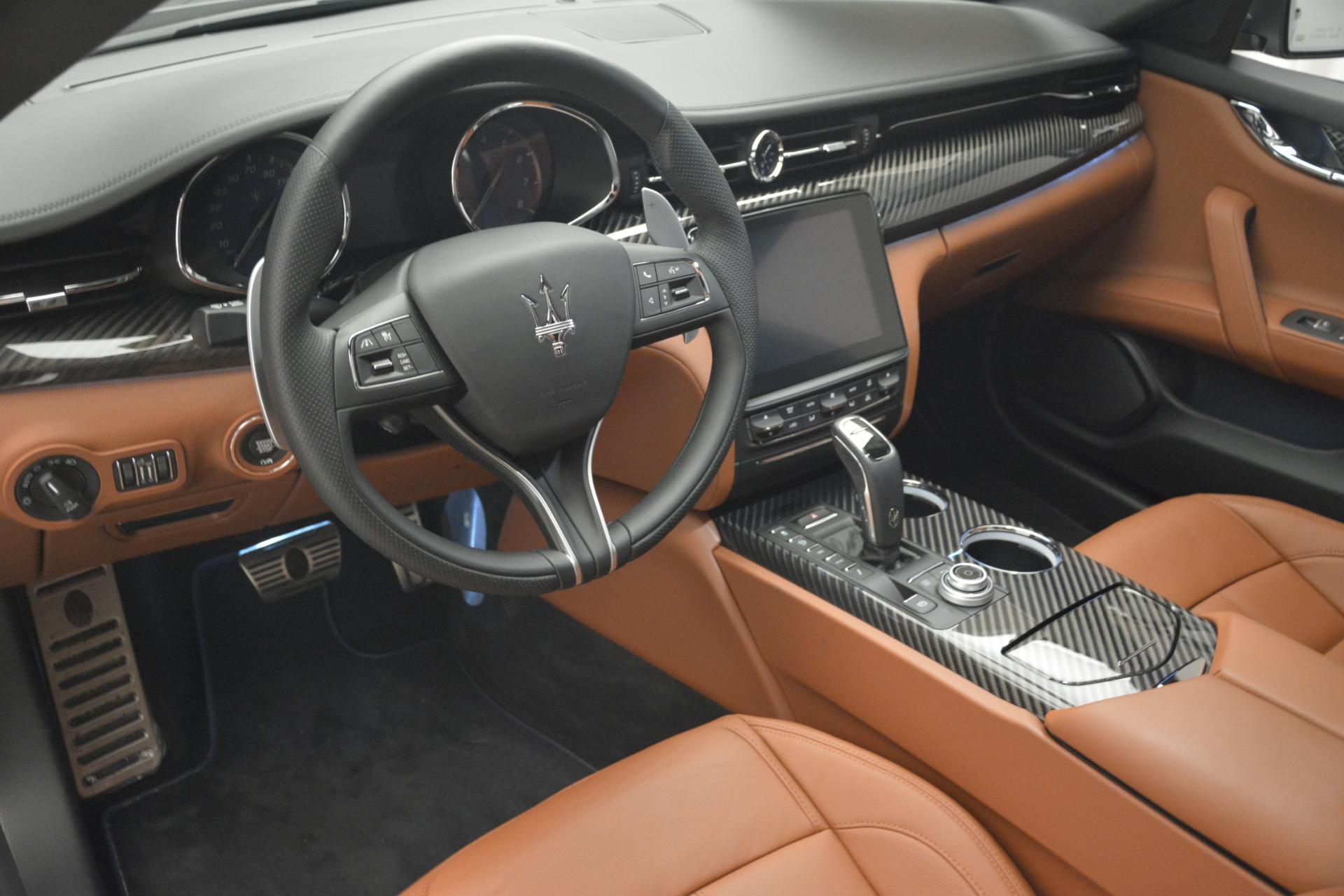 New 2019 Maserati Quattroporte S Q4 GranSport For Sale In Greenwich, CT. Alfa Romeo of Greenwich, M2224 2591_p14