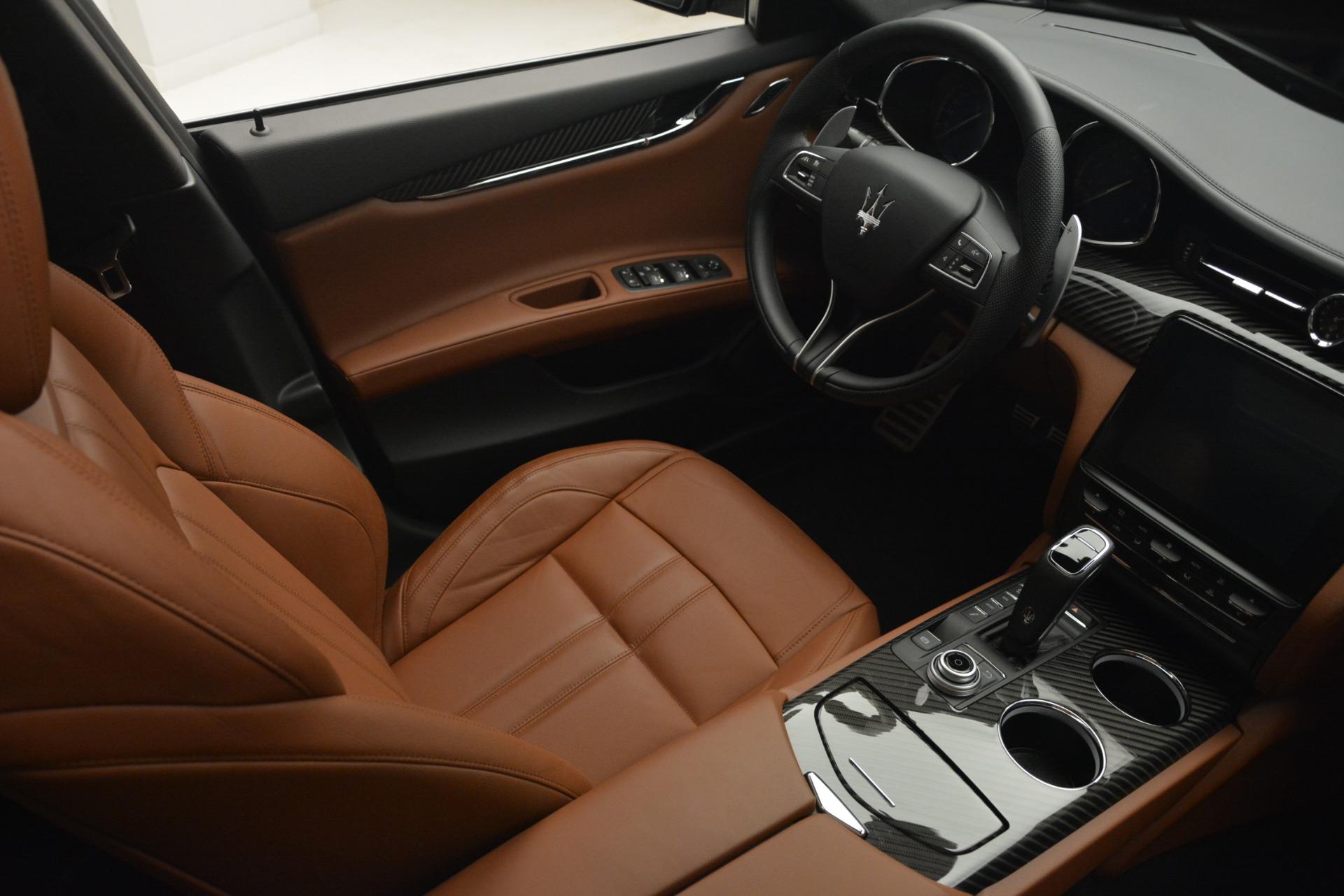 New 2019 Maserati Quattroporte S Q4 GranSport For Sale In Greenwich, CT. Alfa Romeo of Greenwich, M2224 2591_p15