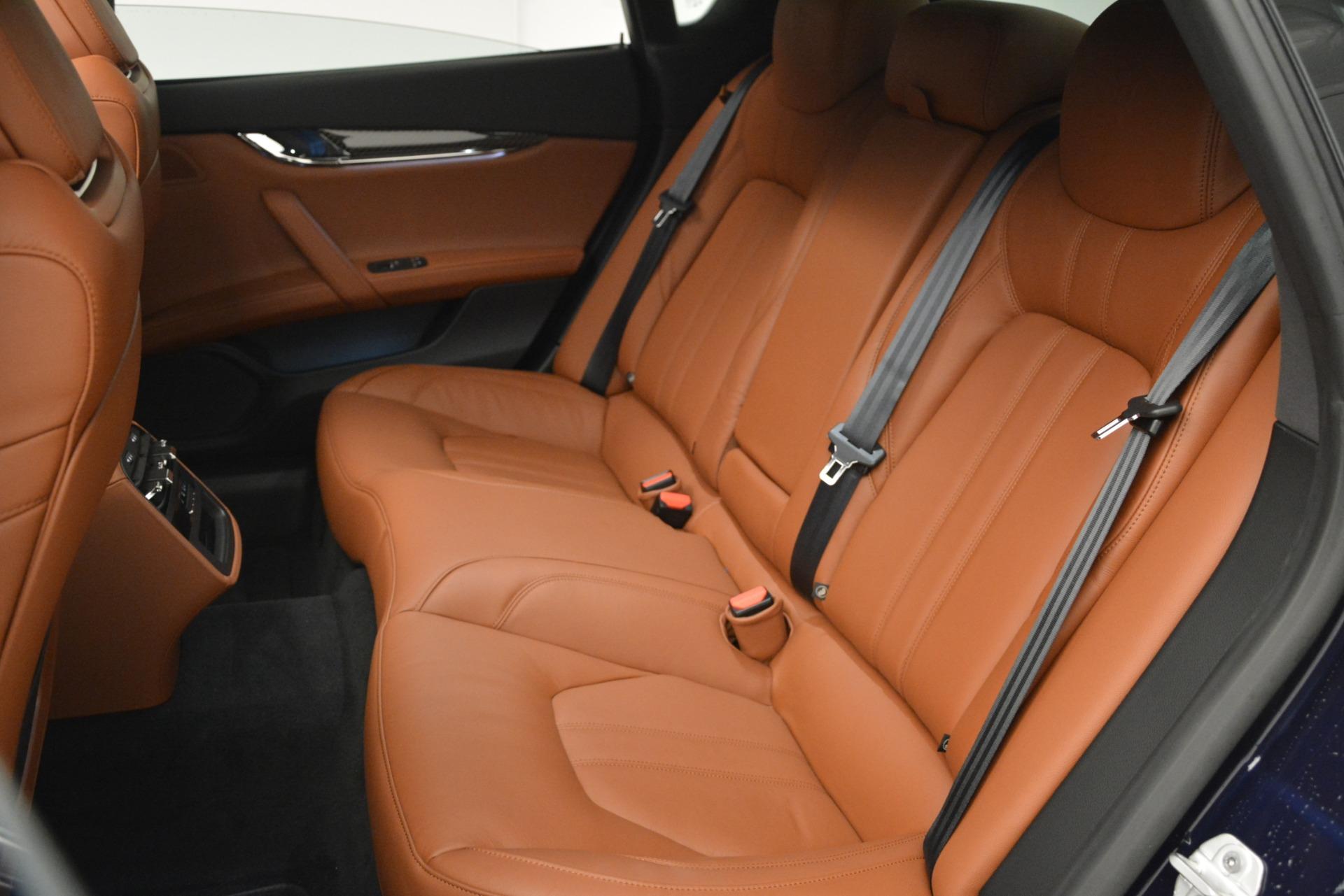 New 2019 Maserati Quattroporte S Q4 GranSport For Sale In Greenwich, CT. Alfa Romeo of Greenwich, M2224 2591_p18