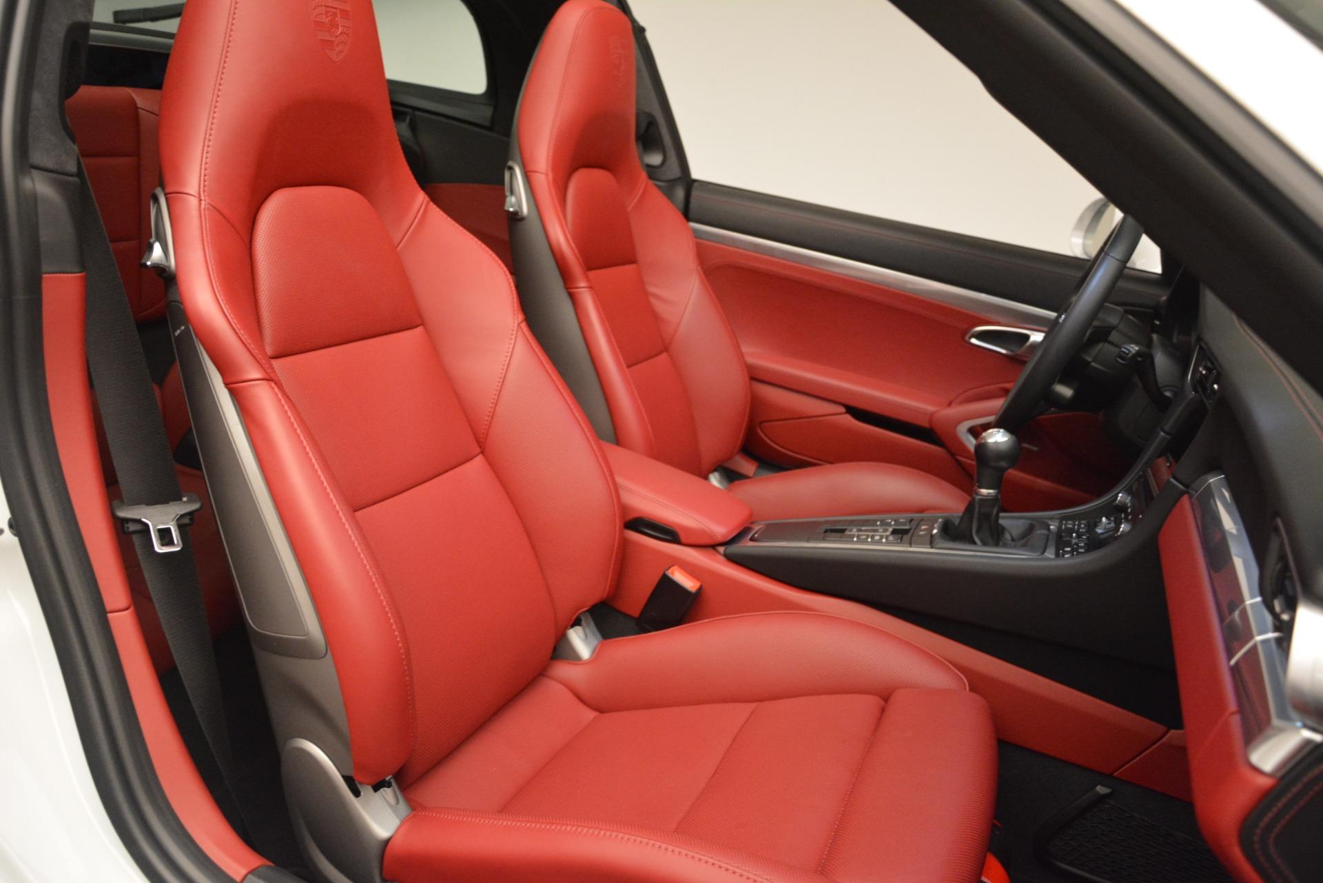 Used 2017 Porsche 911 Targa 4S For Sale In Greenwich, CT. Alfa Romeo of Greenwich, 7433 2593_p19