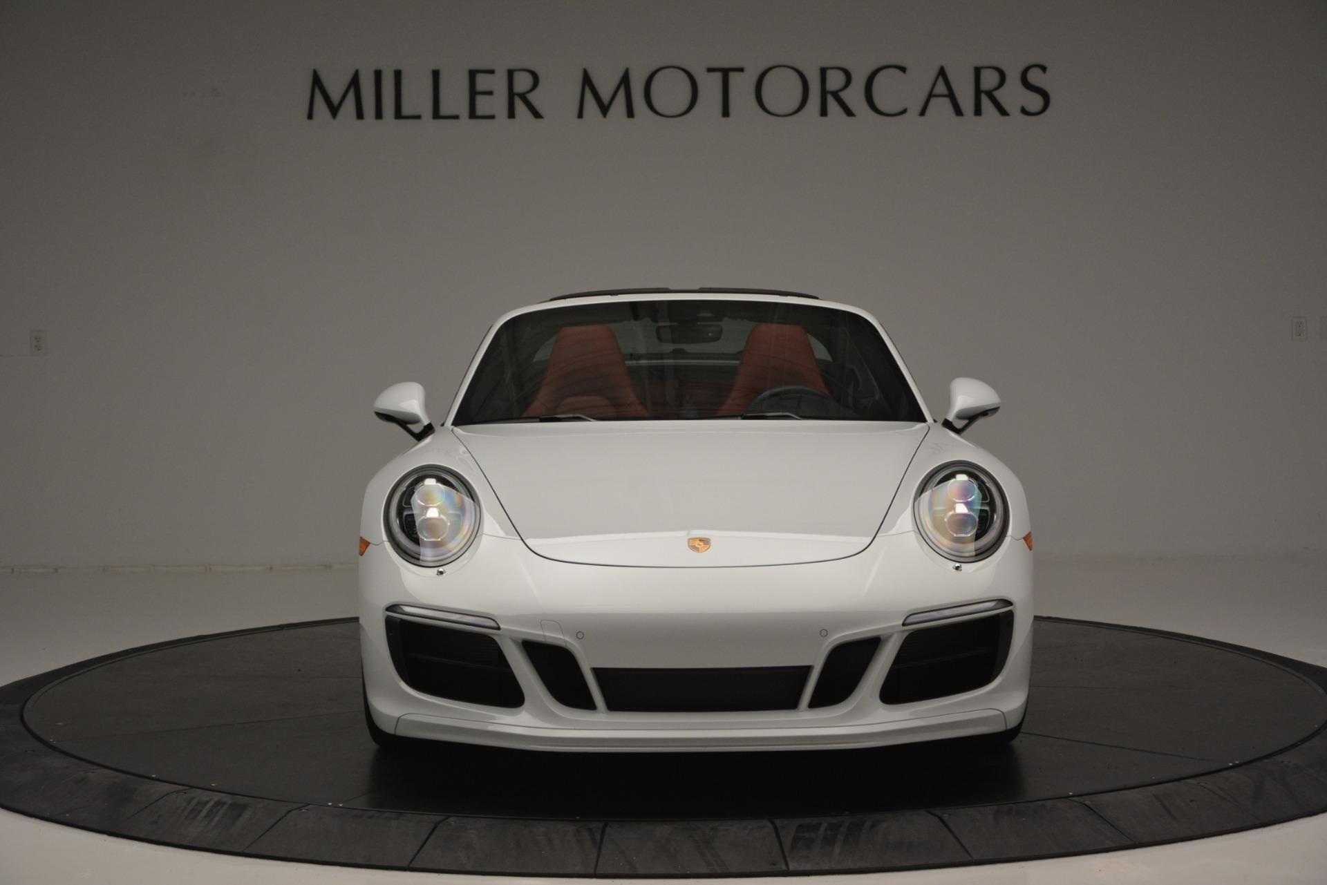 Used 2017 Porsche 911 Targa 4S For Sale In Greenwich, CT. Alfa Romeo of Greenwich, 7433 2593_p6