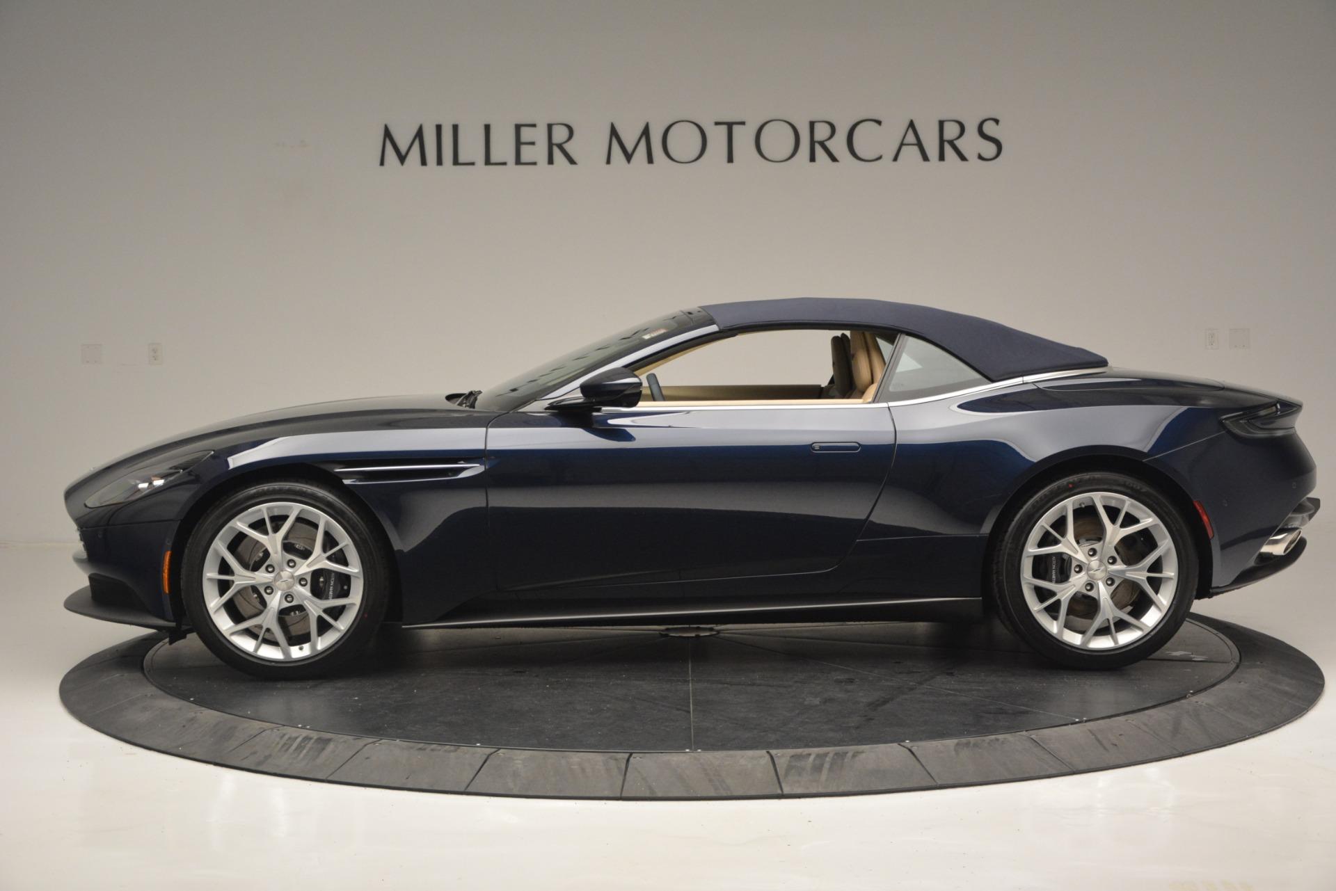 New 2019 Aston Martin DB11 Volante Volante For Sale In Greenwich, CT. Alfa Romeo of Greenwich, A1326 2594_p15