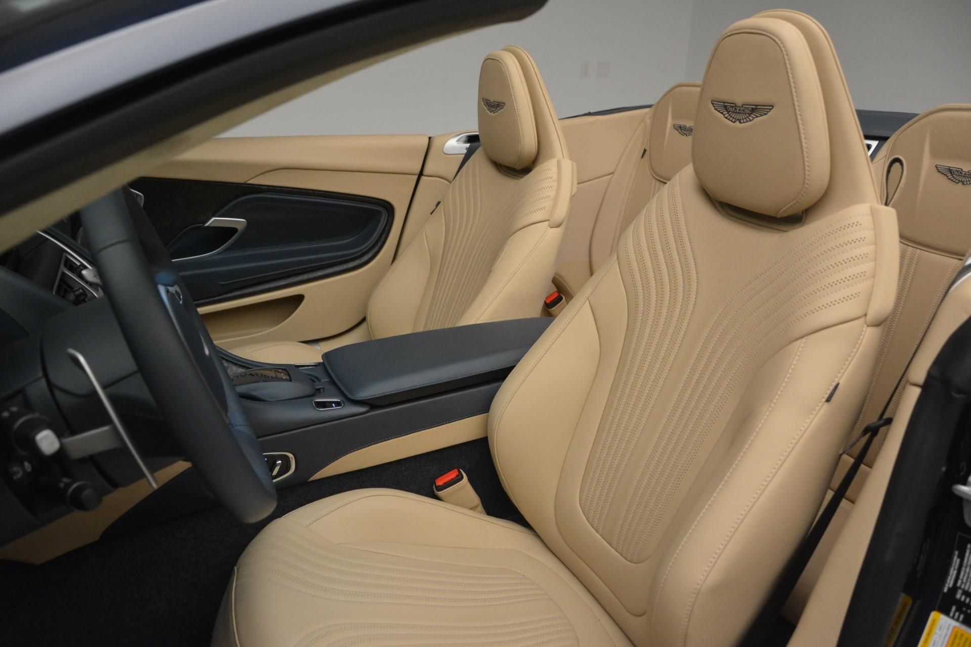 New 2019 Aston Martin DB11 Volante Volante For Sale In Greenwich, CT. Alfa Romeo of Greenwich, A1326 2594_p26