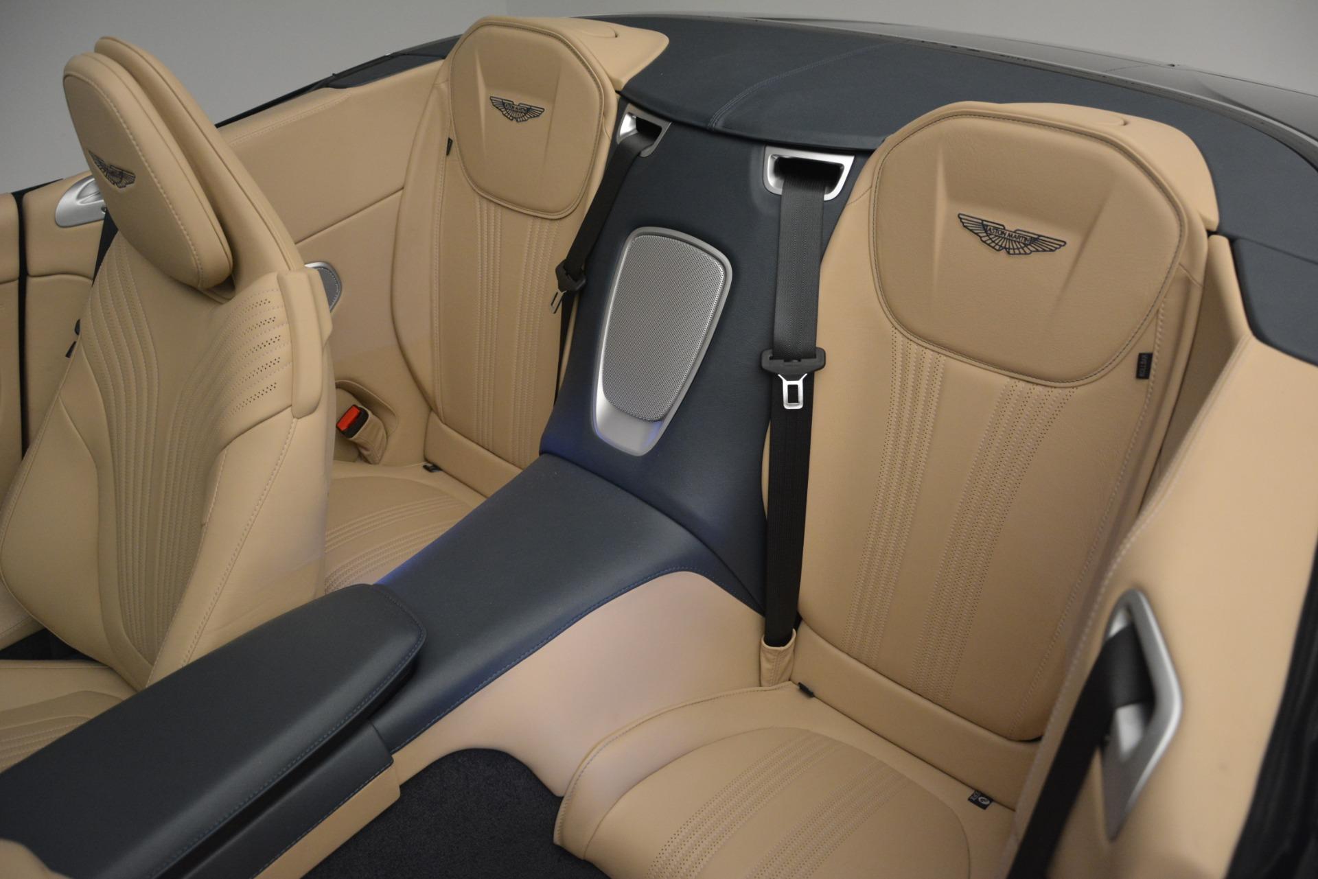 New 2019 Aston Martin DB11 Volante Volante For Sale In Greenwich, CT. Alfa Romeo of Greenwich, A1326 2594_p27