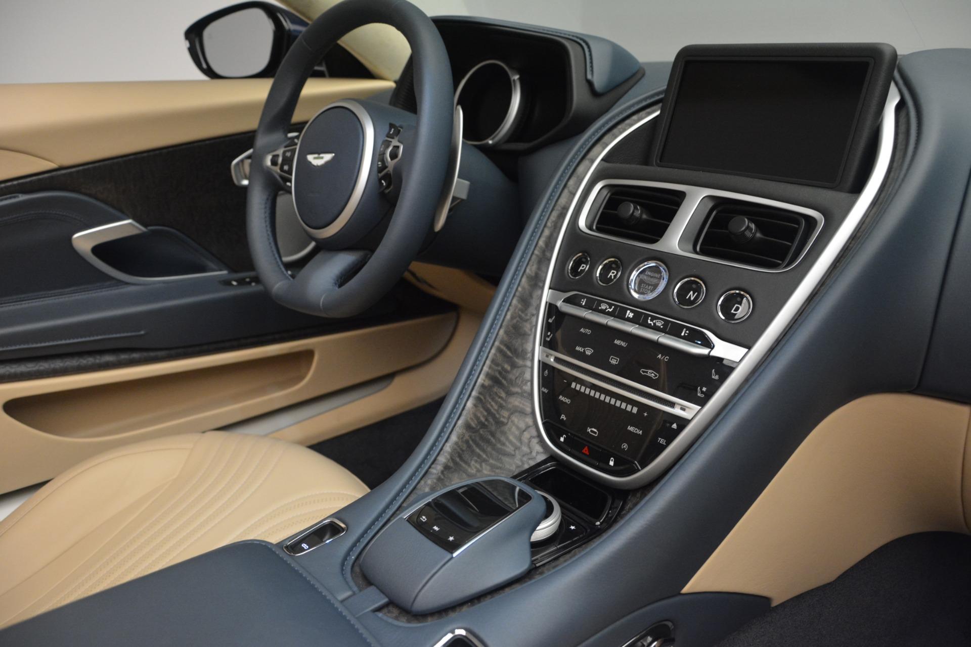 New 2019 Aston Martin DB11 Volante Volante For Sale In Greenwich, CT. Alfa Romeo of Greenwich, A1326 2594_p28